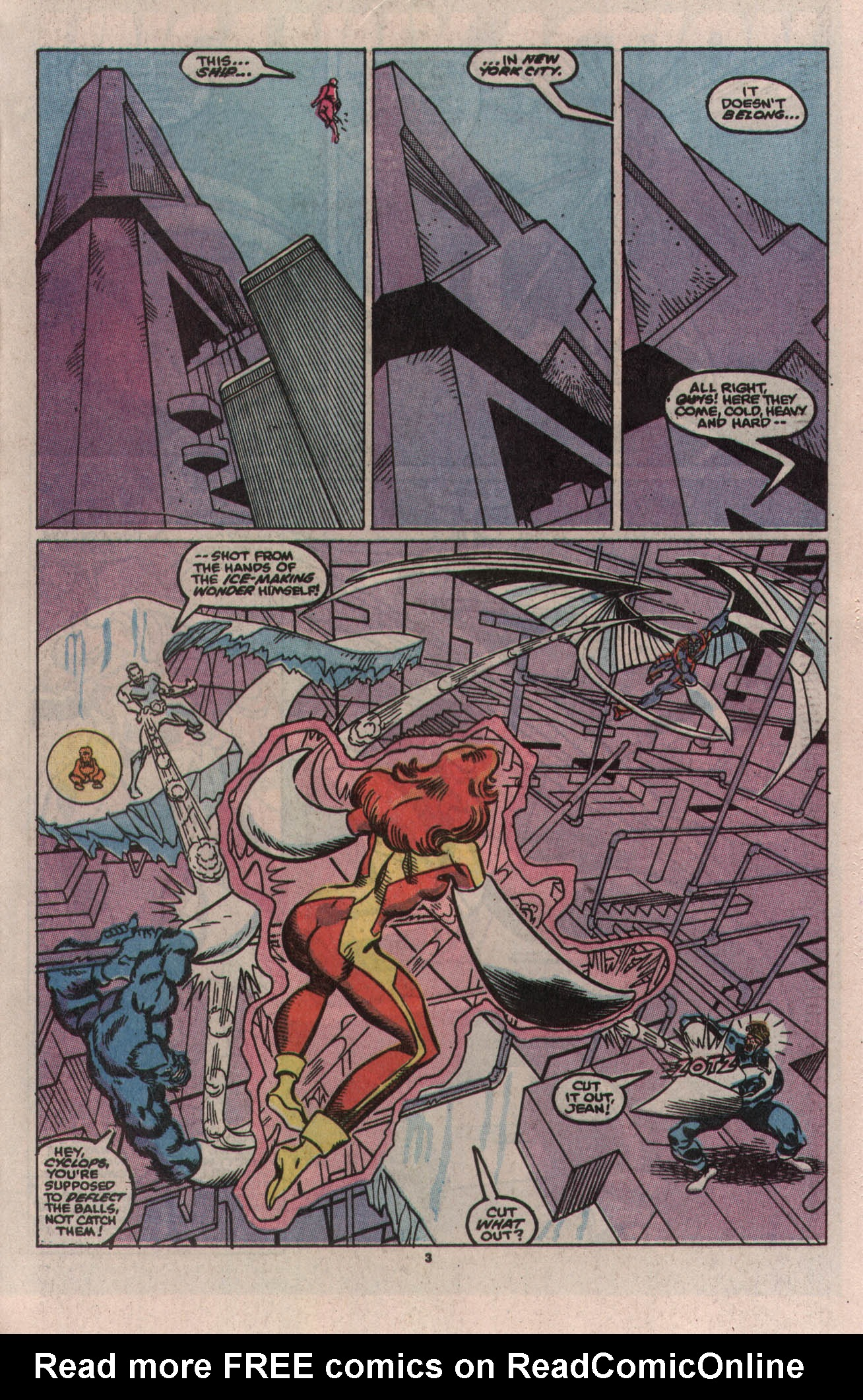 Read online X-Factor (1986) comic -  Issue # _ Annual 5 - 4