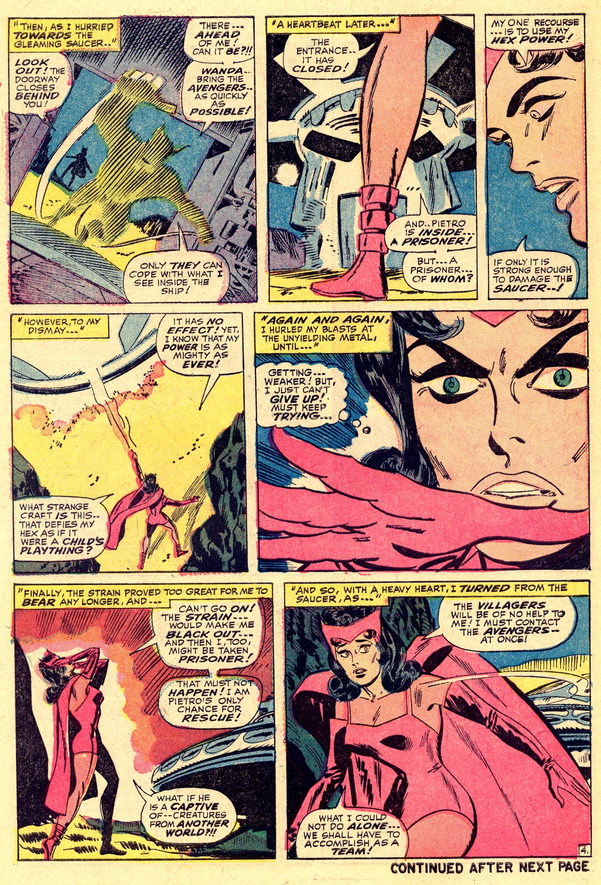 The Avengers (1963) 36 Page 5