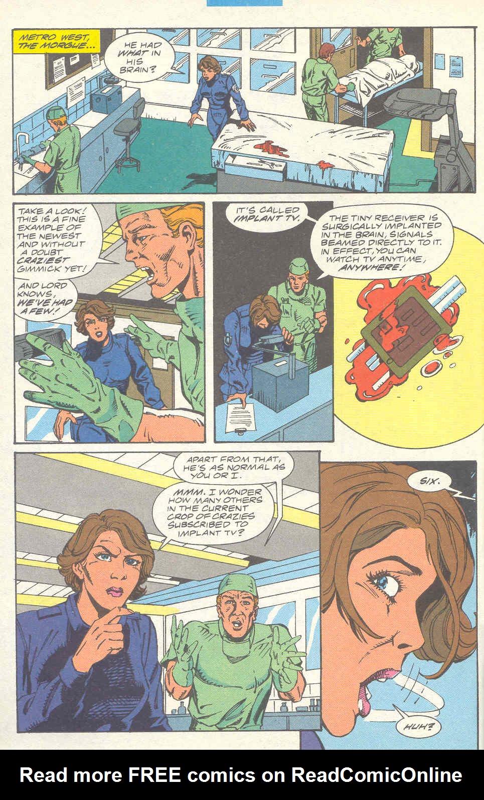 Read online Robocop (1990) comic -  Issue #16 - 9
