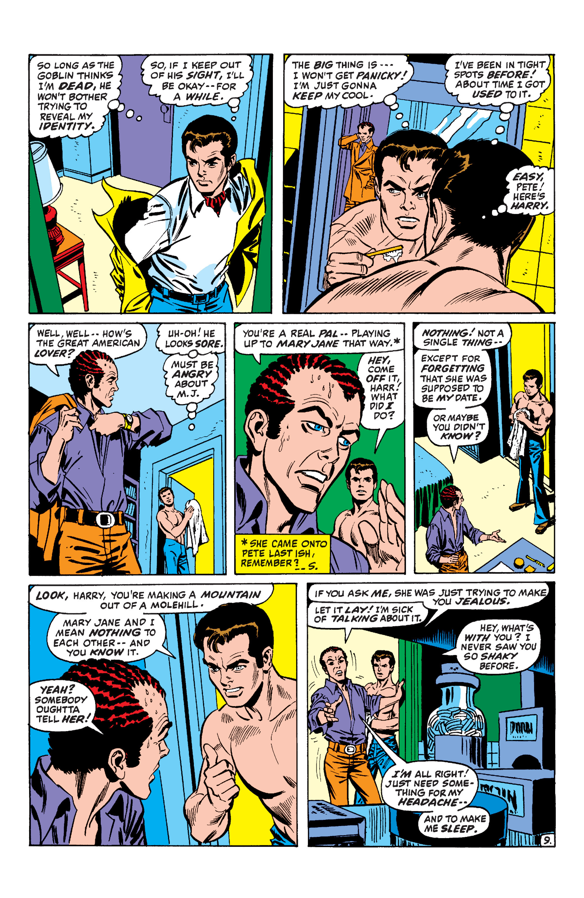 The Amazing Spider-Man (1963) 97 Page 9