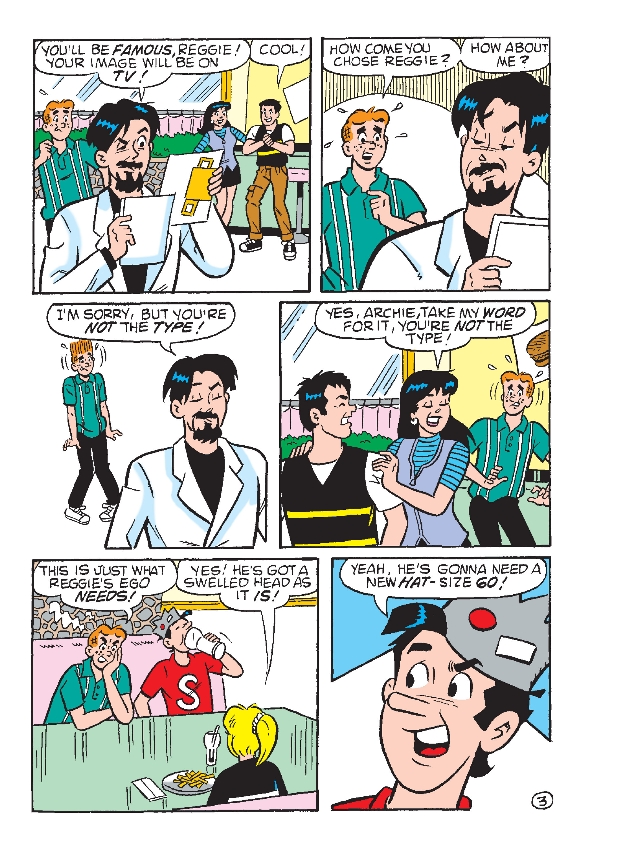 Read online Archie 1000 Page Comics Blowout! comic -  Issue # TPB (Part 2) - 233