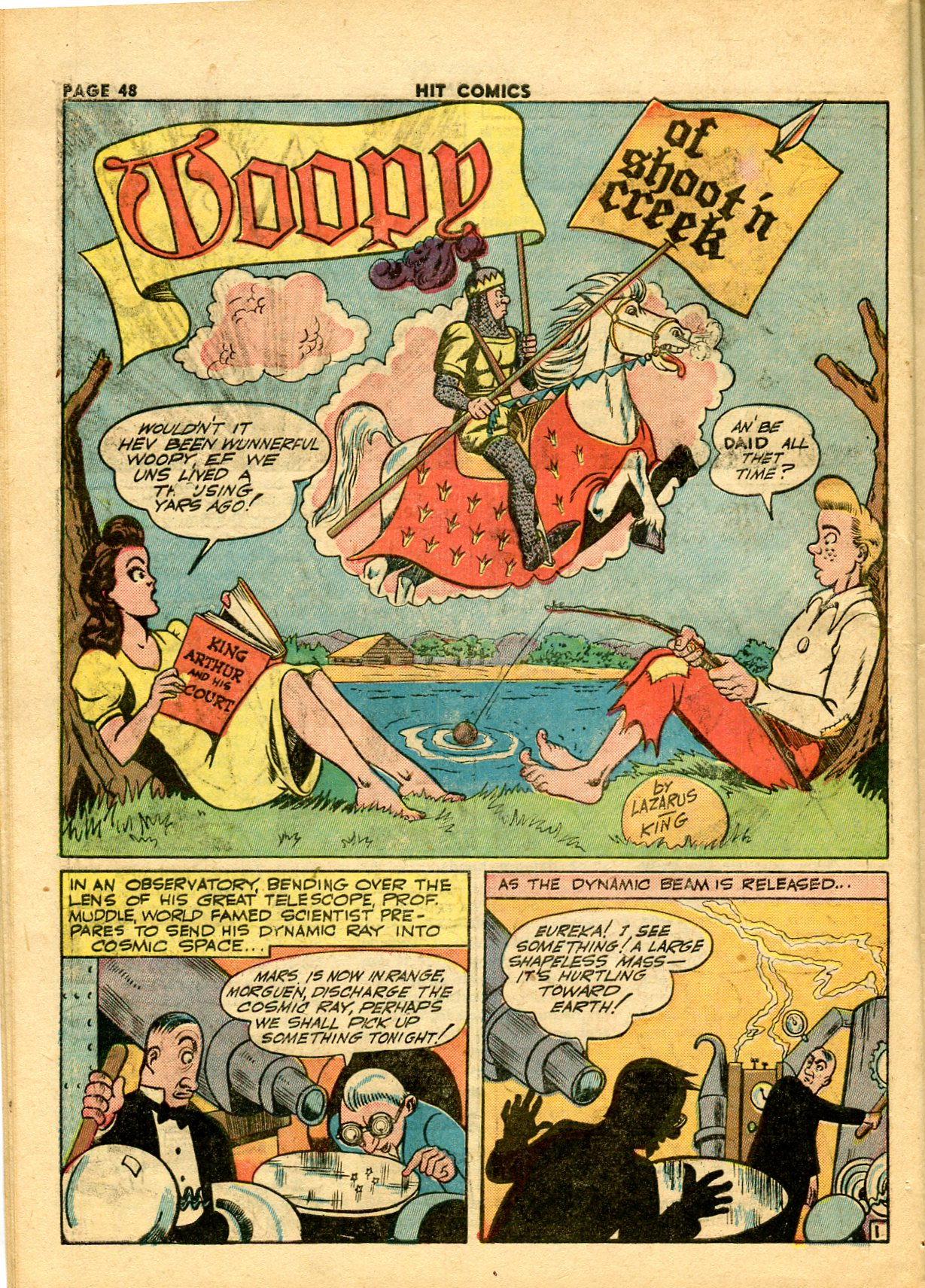 Read online Hit Comics comic -  Issue #28 - 51