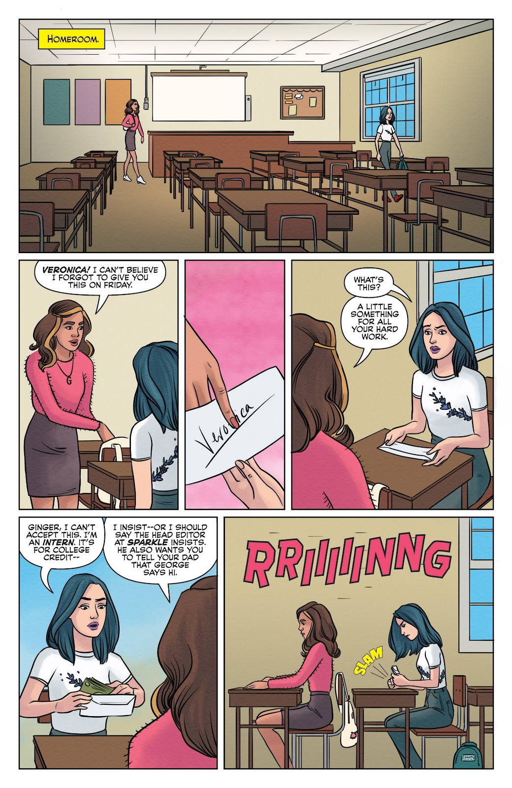 Read online Betty & Veronica (2019) comic -  Issue #2 - 17
