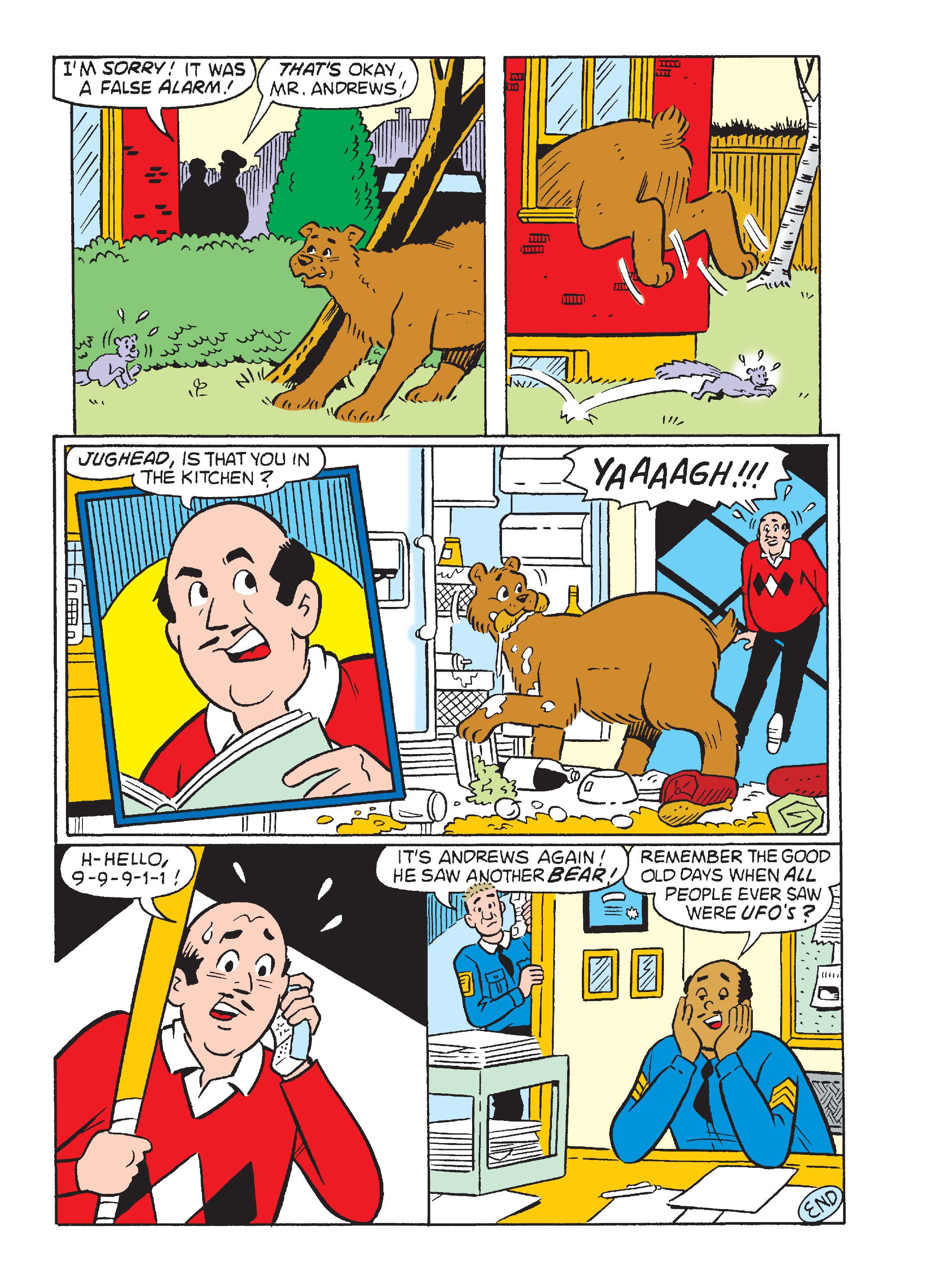 Read online World of Archie Double Digest comic -  Issue #64 - 124