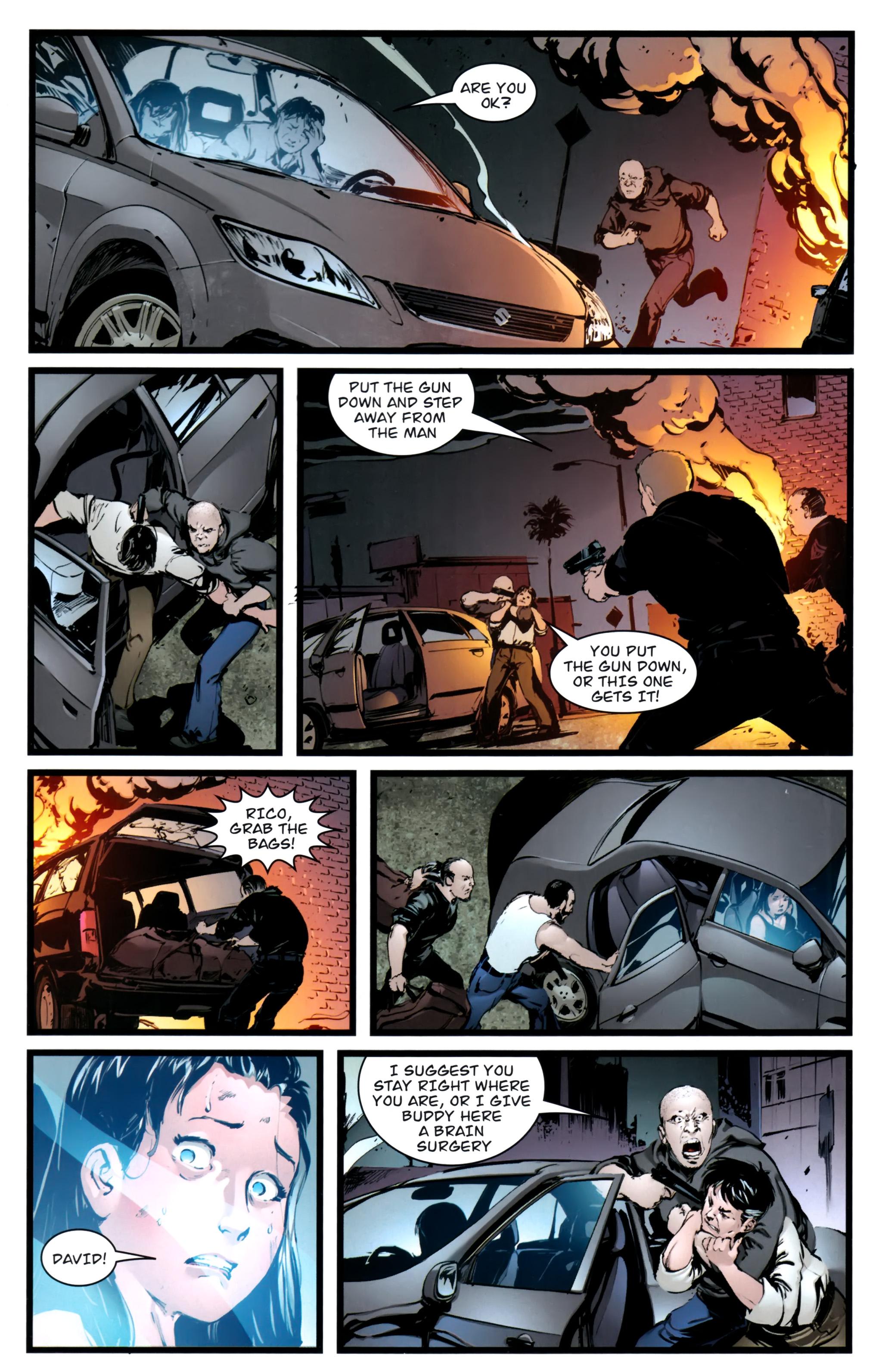 Read online Astria comic -  Issue #1 - 7