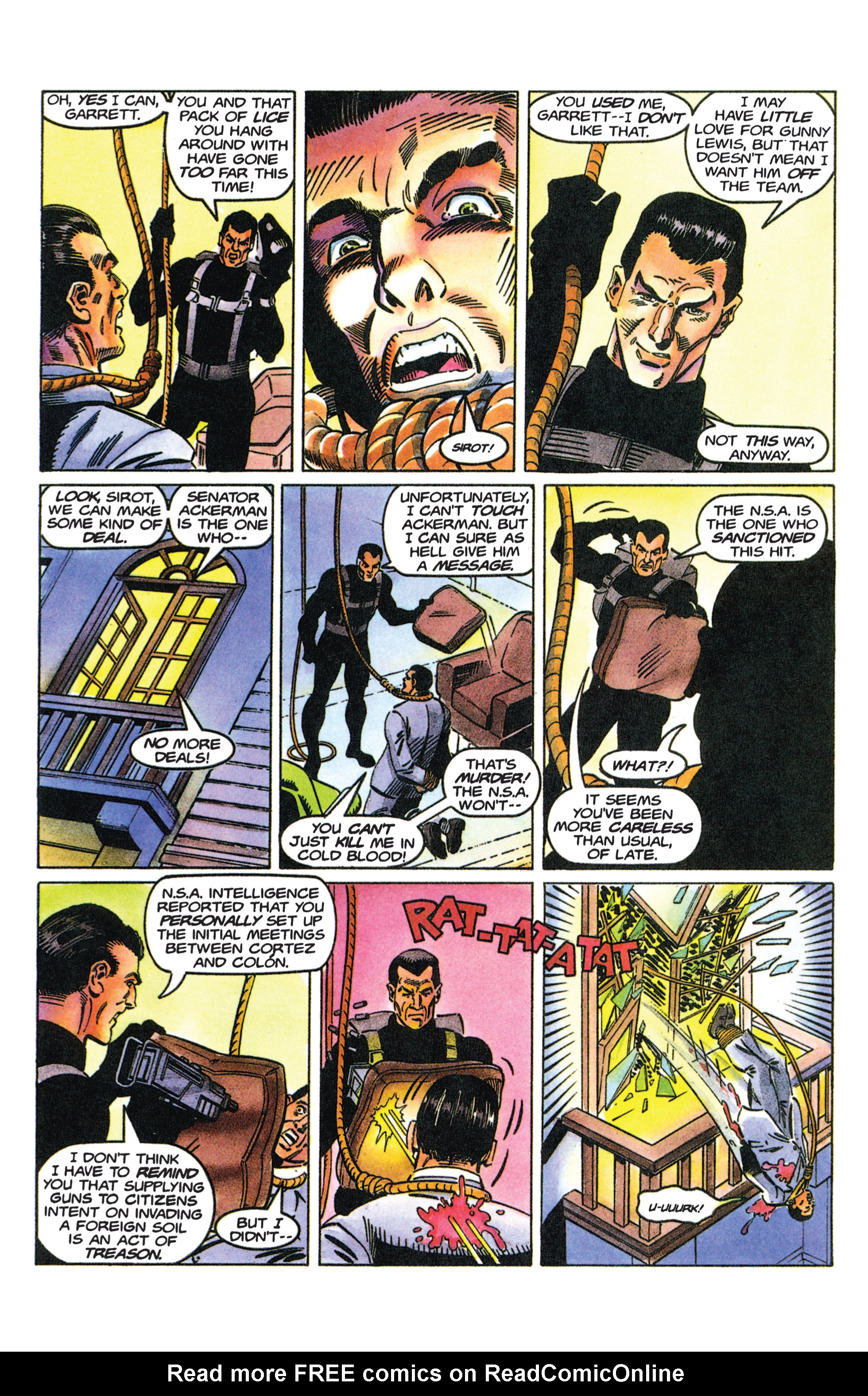 Read online Armorines comic -  Issue #12 - 17
