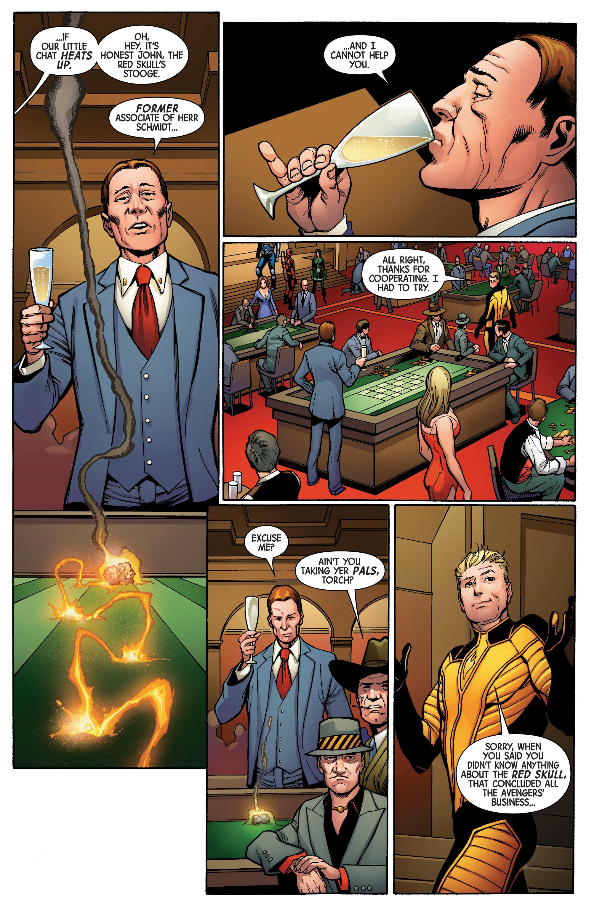 Read online Uncanny Avengers [II] comic -  Issue #5 - 5