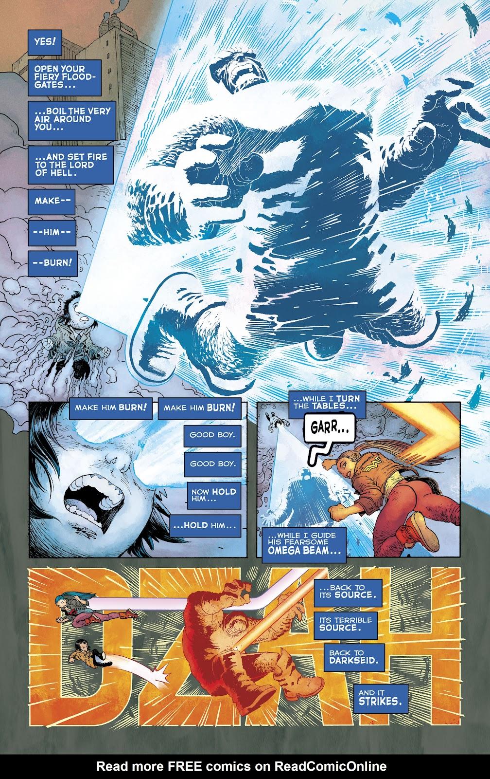 Dark Knight Returns: The Golden Child issue Full - Page 24