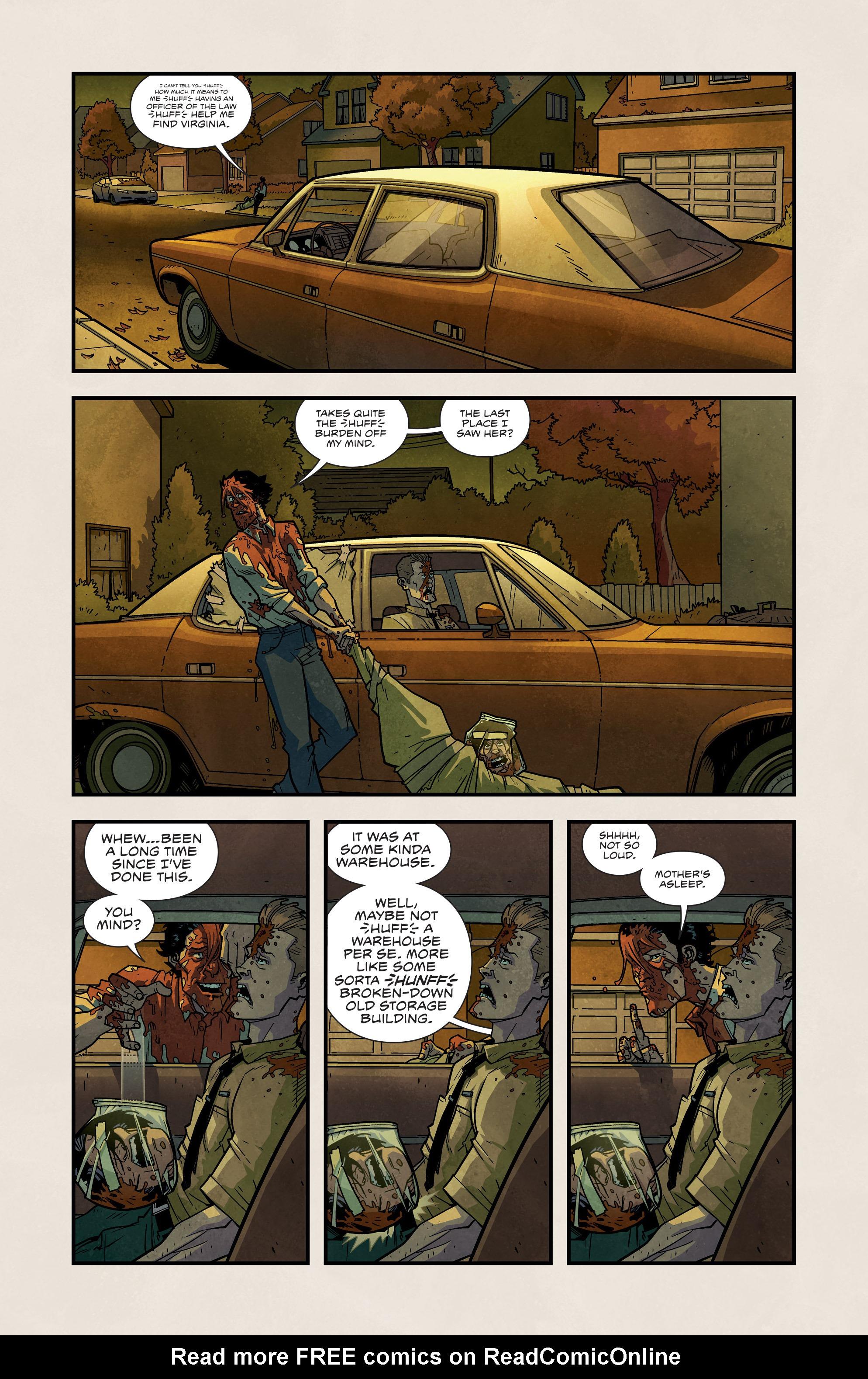 Read online Plastic comic -  Issue #2 - 10