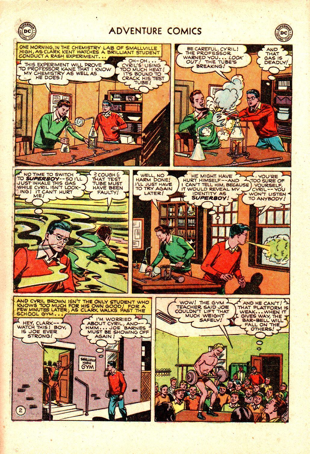 Read online Adventure Comics (1938) comic -  Issue #173 - 4