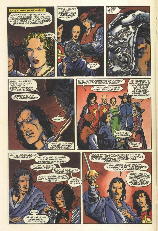 Read online Eternal Warrior (1992) comic -  Issue #8 - 12