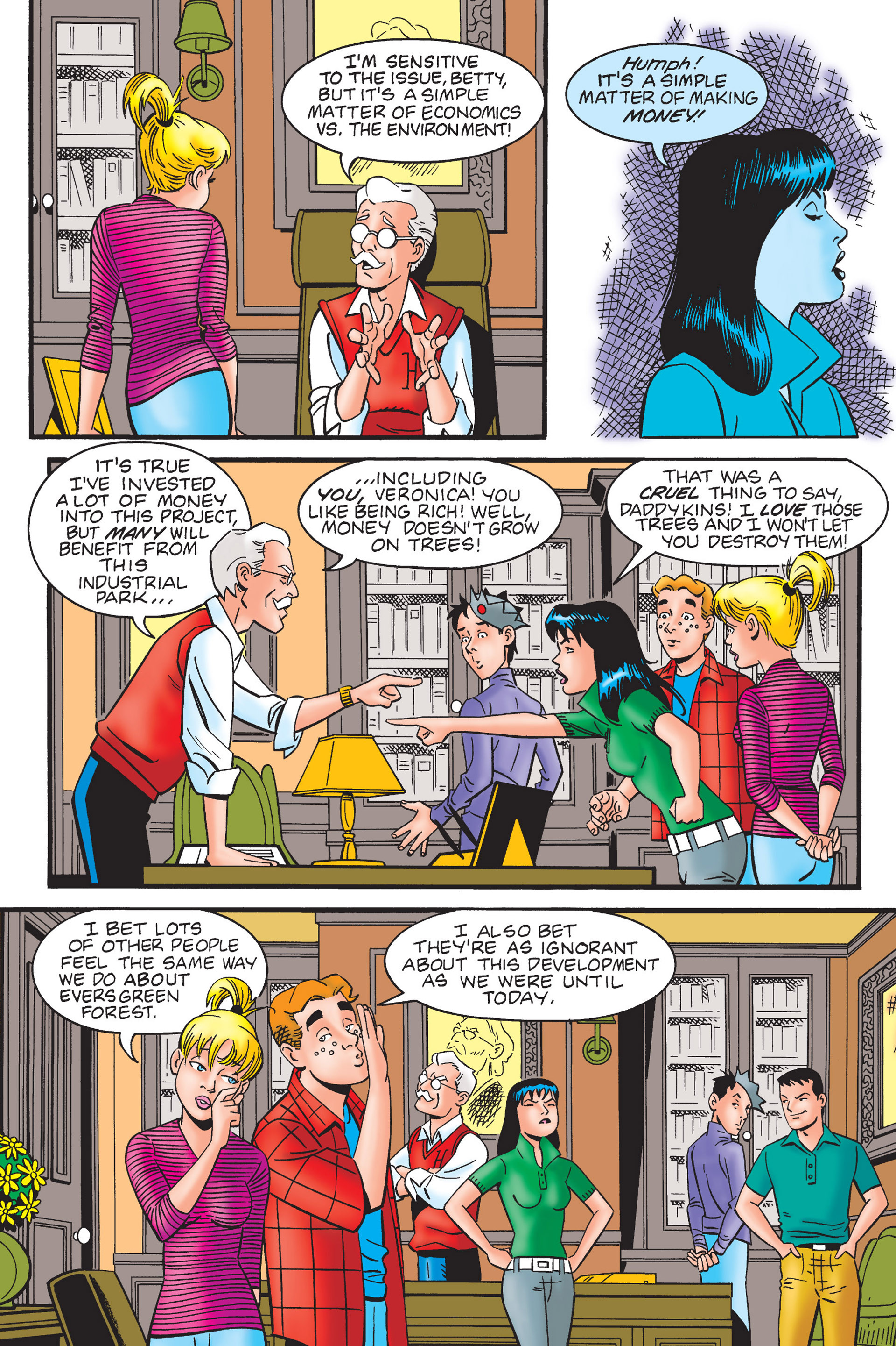 Read online Archie's New Look Series comic -  Issue #4 - 28