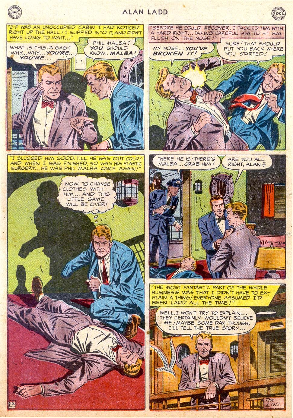 Adventures of Alan Ladd issue 4 - Page 14
