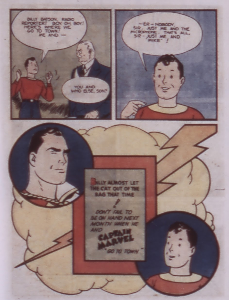 Read online WHIZ Comics comic -  Issue #1 - 15