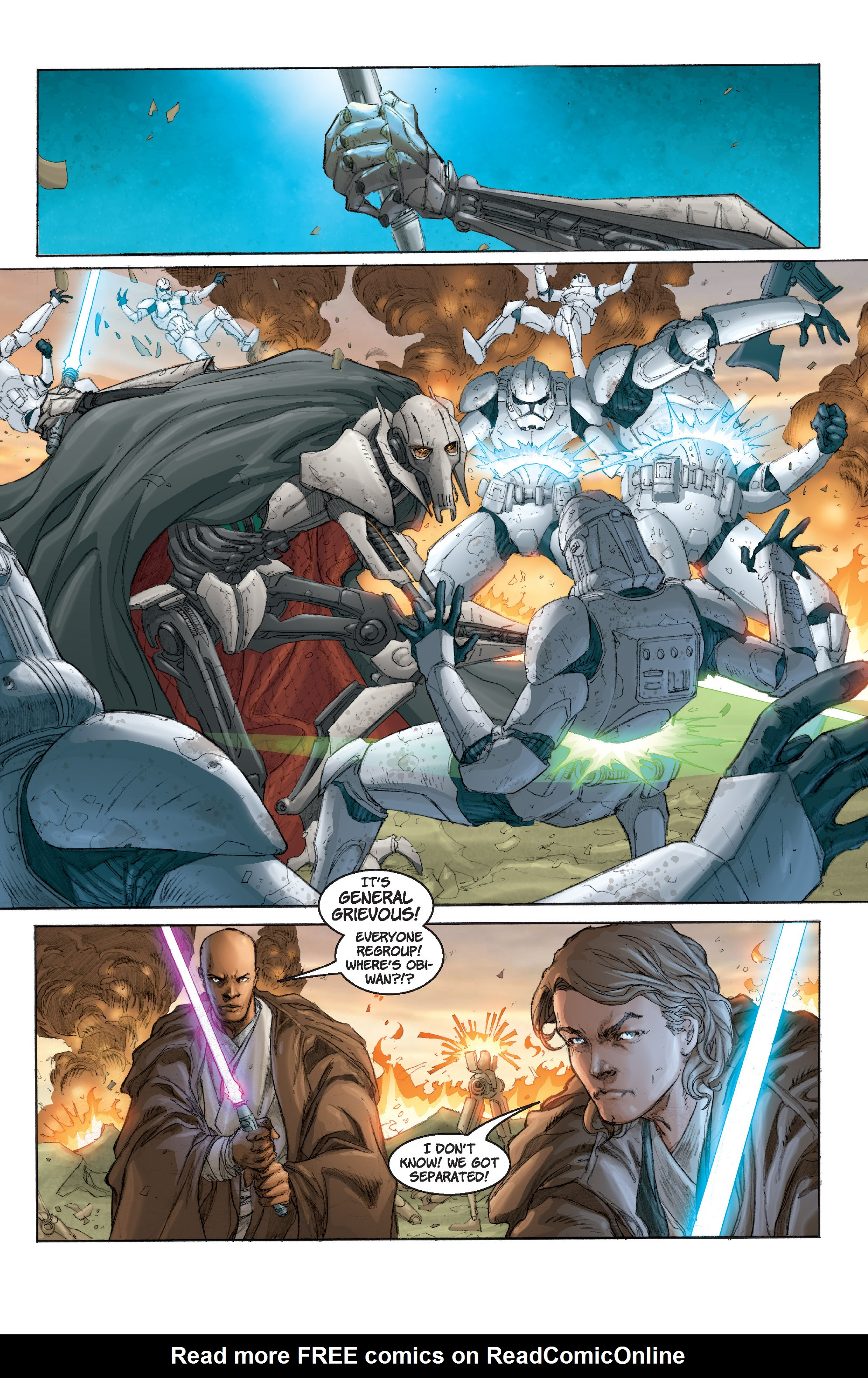 Read online Star Wars Omnibus comic -  Issue # Vol. 26 - 163