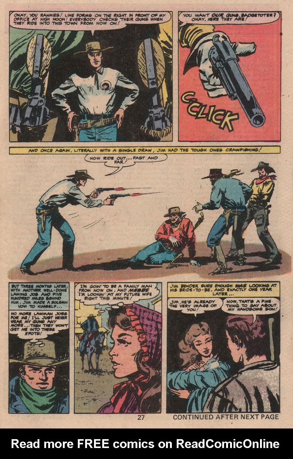 The Rawhide Kid (1955) issue 139 - Page 29