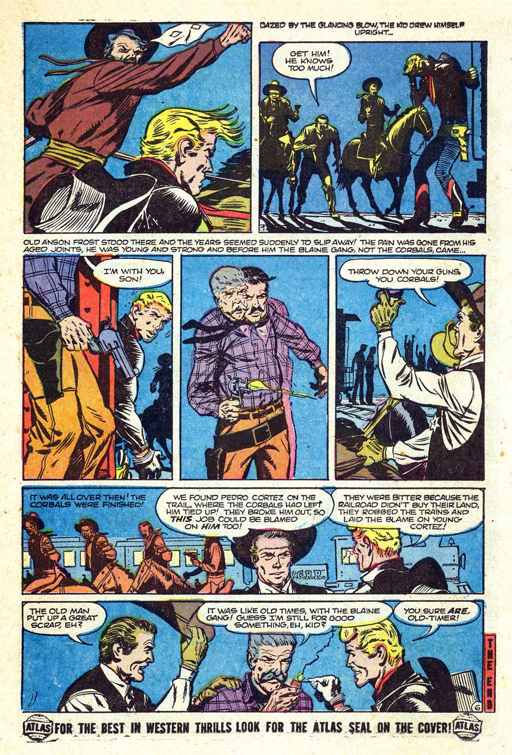 Read online Two-Gun Kid comic -  Issue #25 - 16