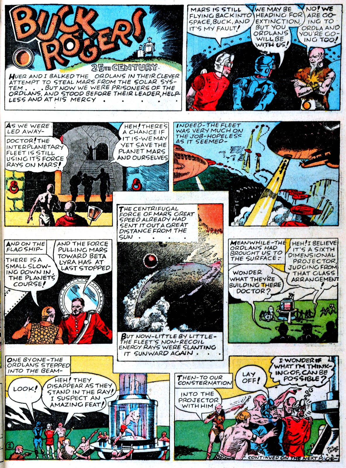 Read online Famous Funnies comic -  Issue #43 - 17