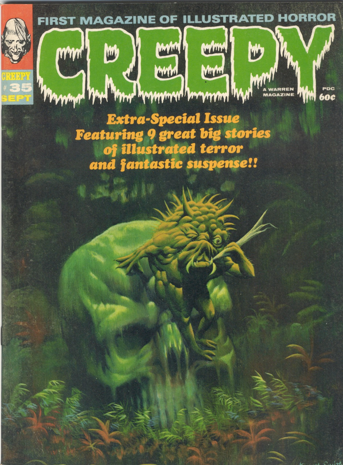 Creepy (1964) 35 Page 1
