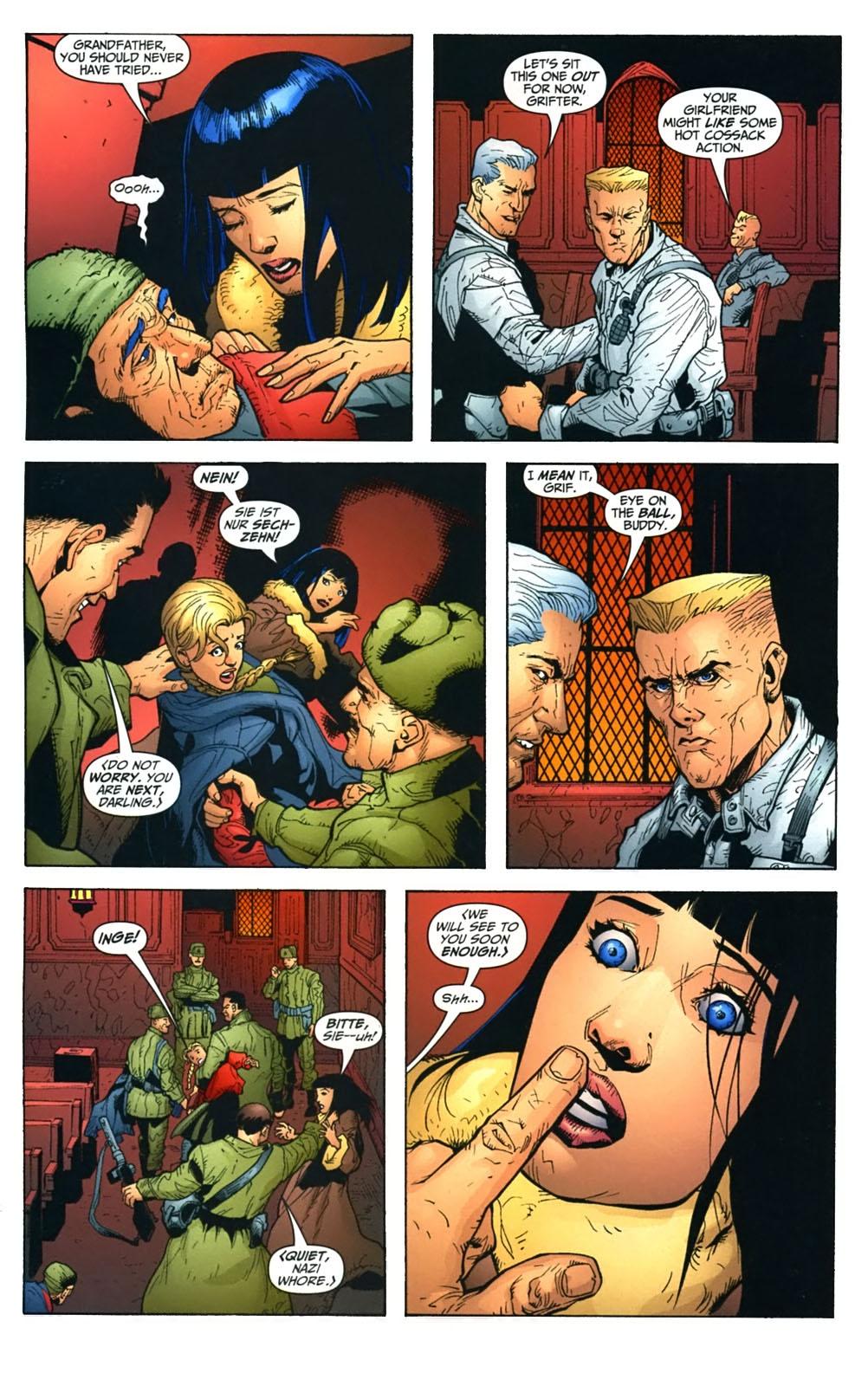 Read online Team Zero comic -  Issue #4 - 13