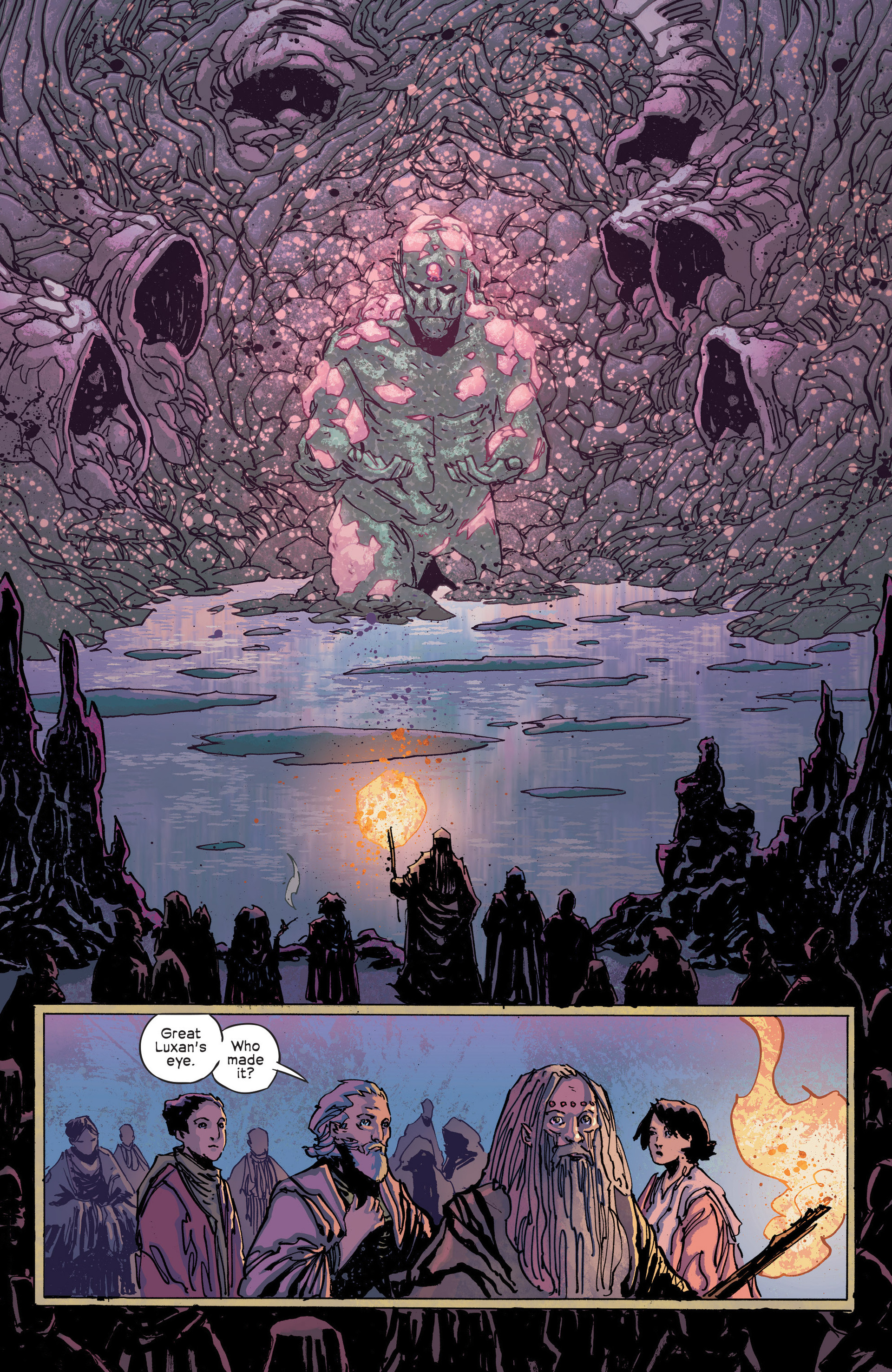 Read online Umbral comic -  Issue #3 - 10