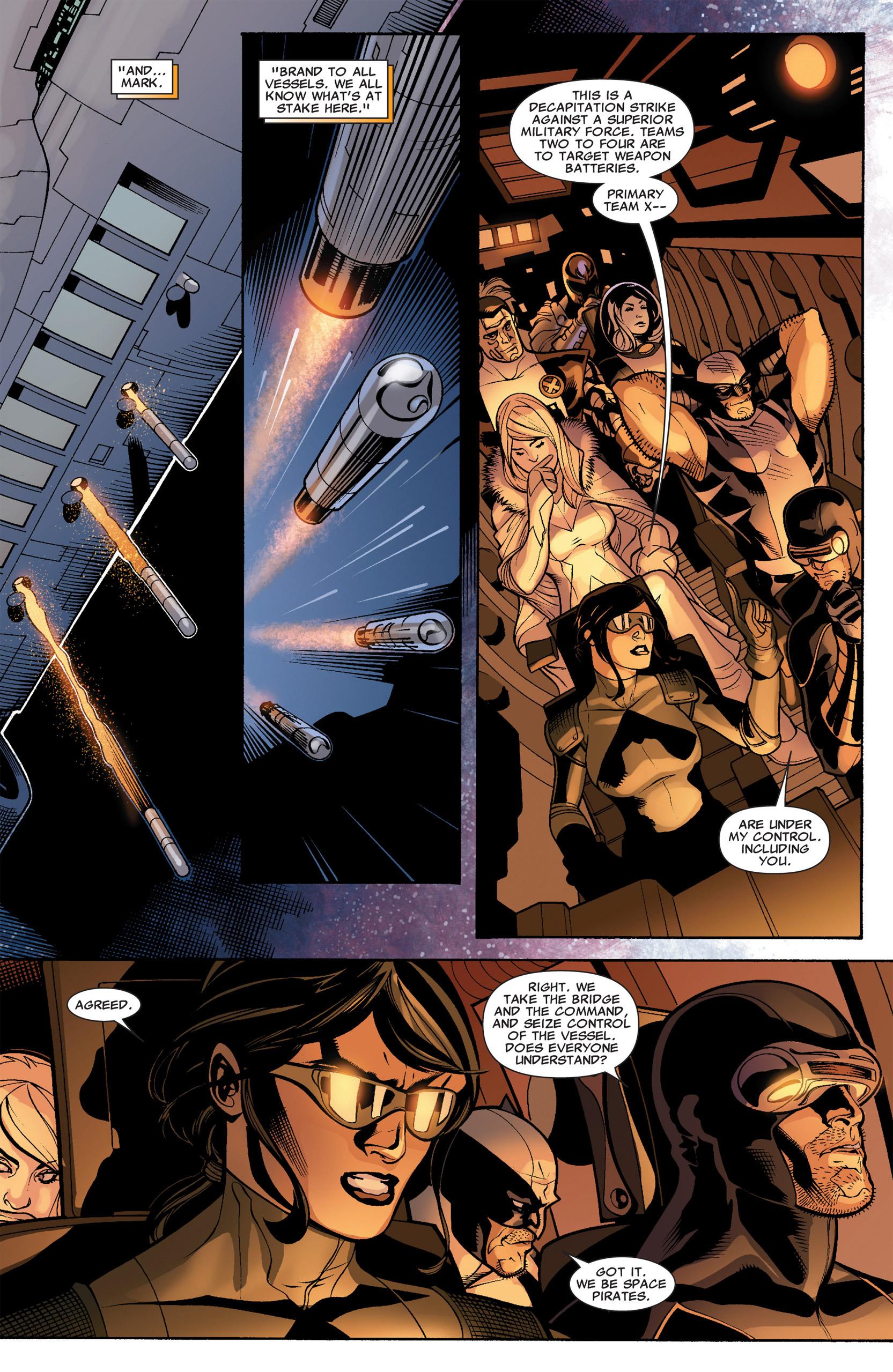 Read online Uncanny X-Men (1963) comic -  Issue #535 - 21