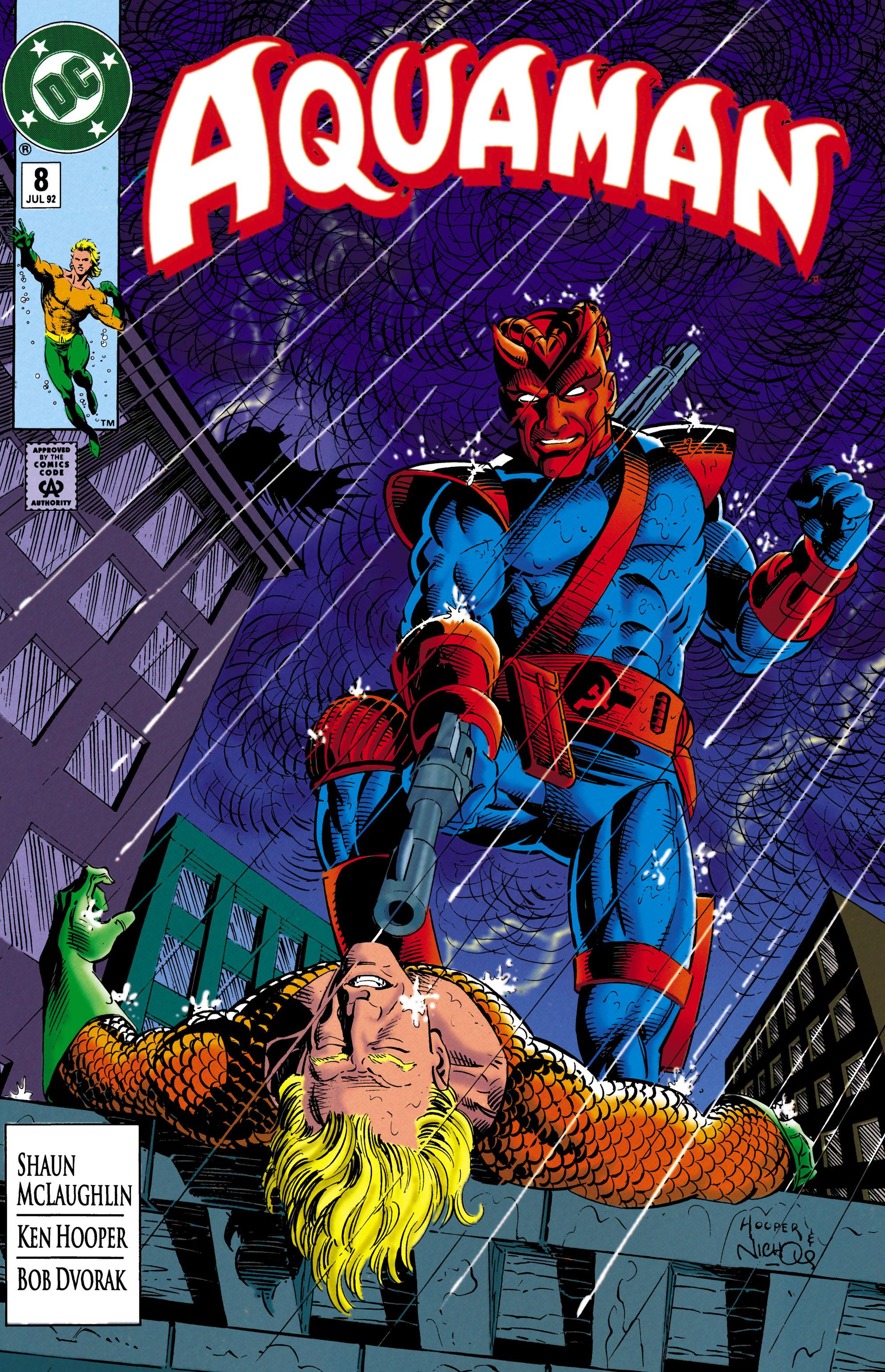 Aquaman (1991) 8 Page 1