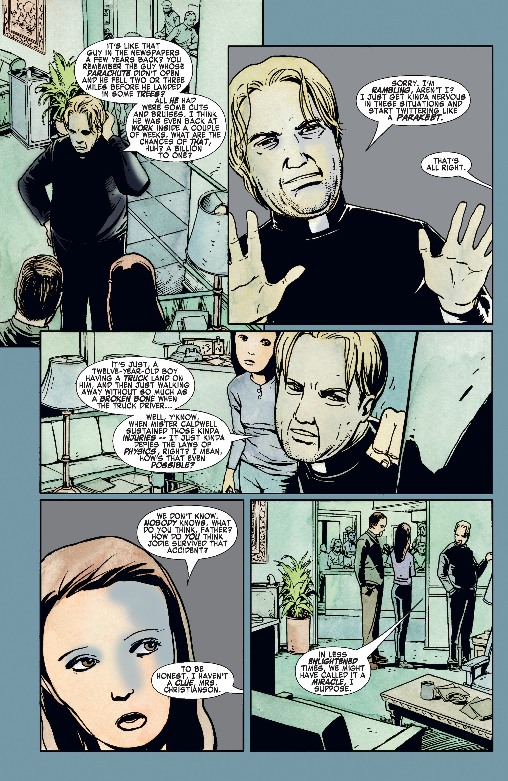 Read online American Jesus comic -  Issue # TPB - 14