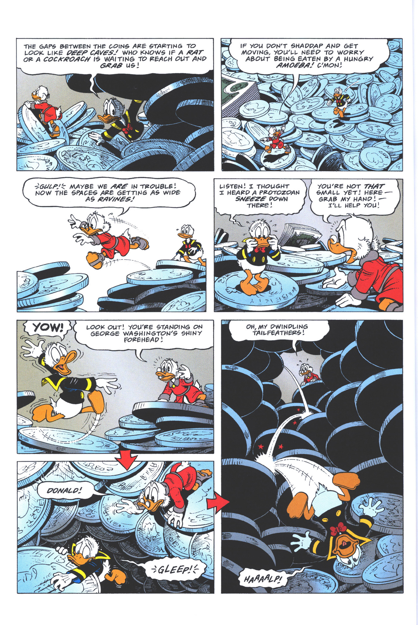 Read online Uncle Scrooge (1953) comic -  Issue #359 - 10