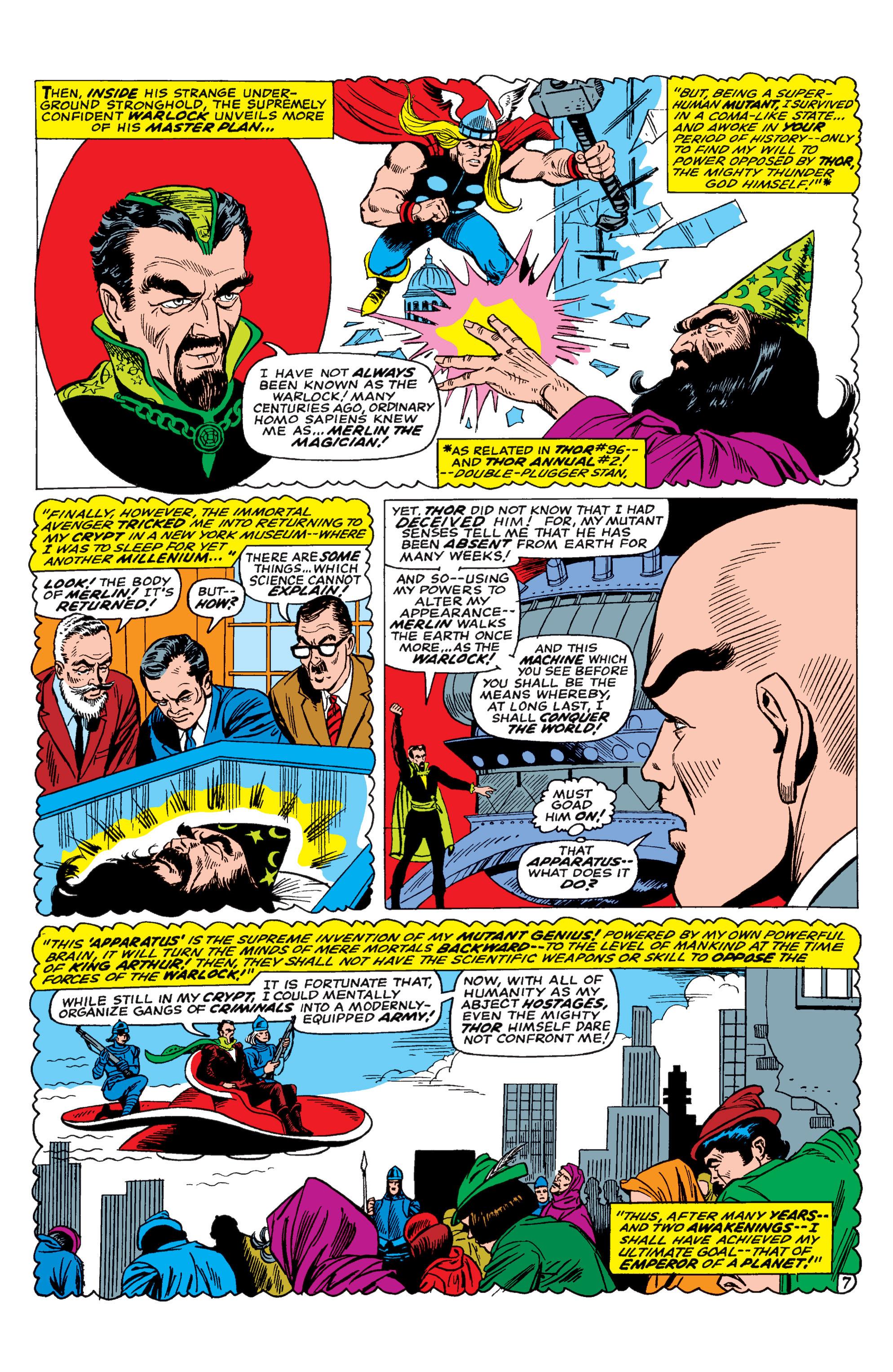 Uncanny X-Men (1963) 30 Page 7