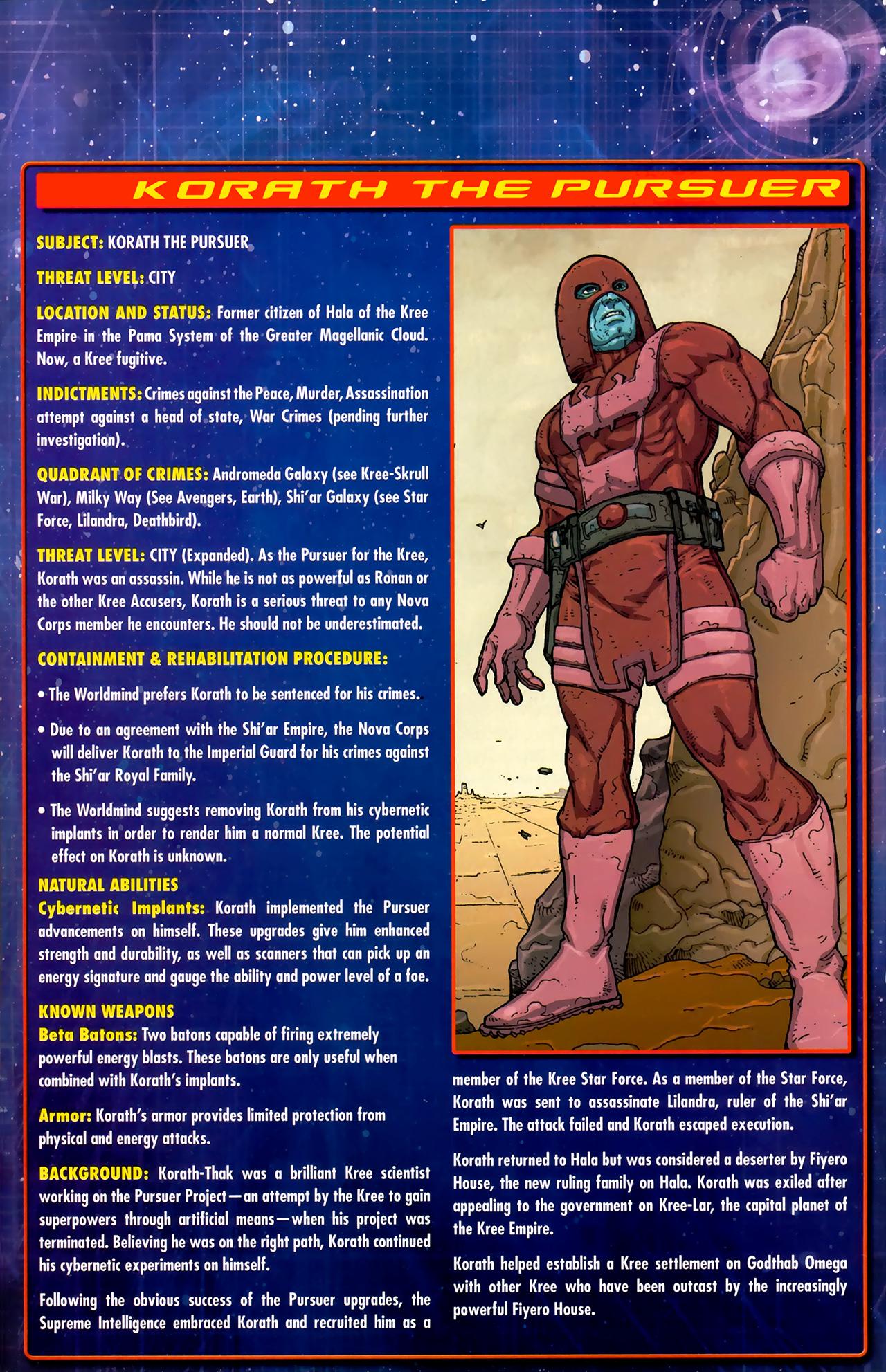 Read online Annihilation: Ronan comic -  Issue #2 - 26