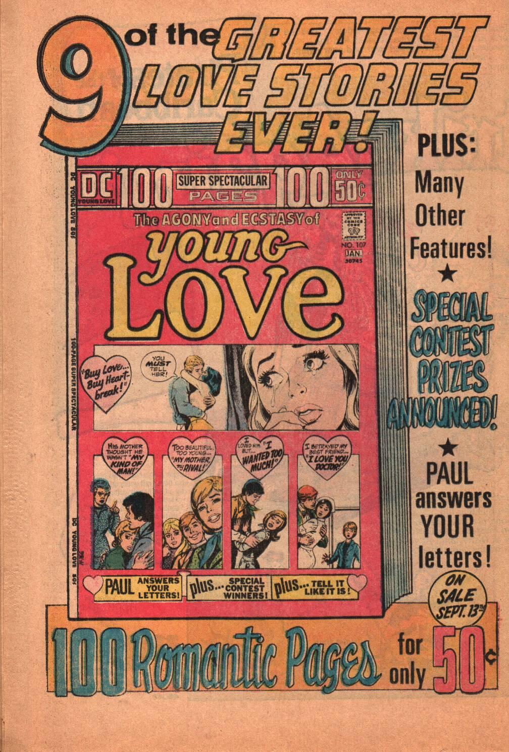 Read online Wonder Woman (1942) comic -  Issue #209 - 19