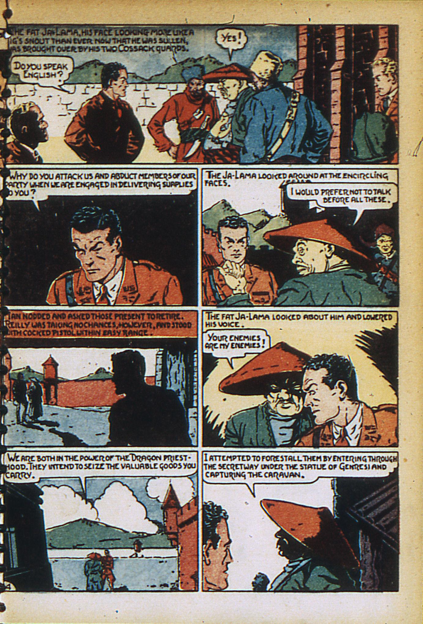 Read online Adventure Comics (1938) comic -  Issue #27 - 13
