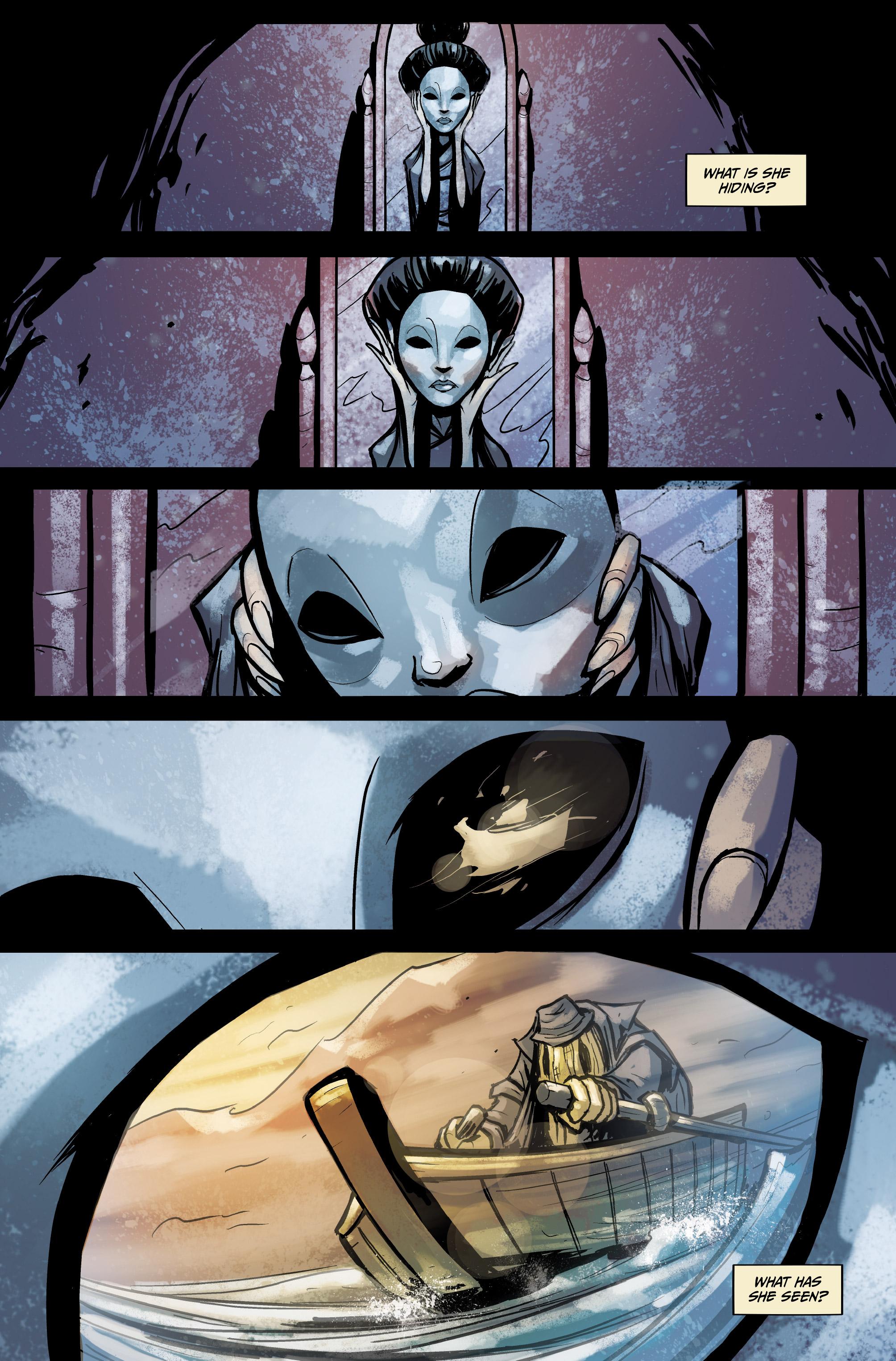Read online Little Nightmares comic -  Issue #1 - 12