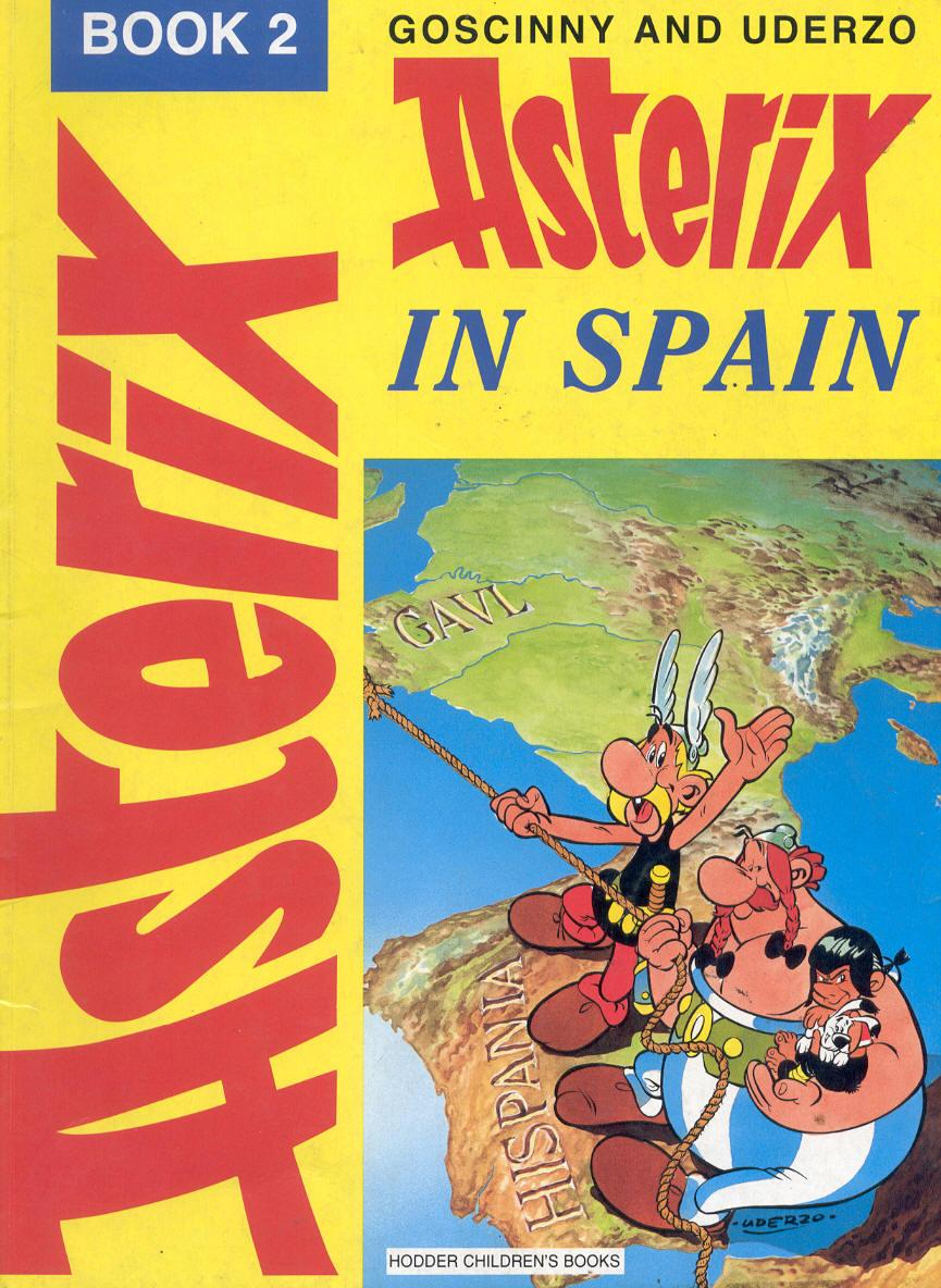 Read online Asterix comic -  Issue #14 - 1