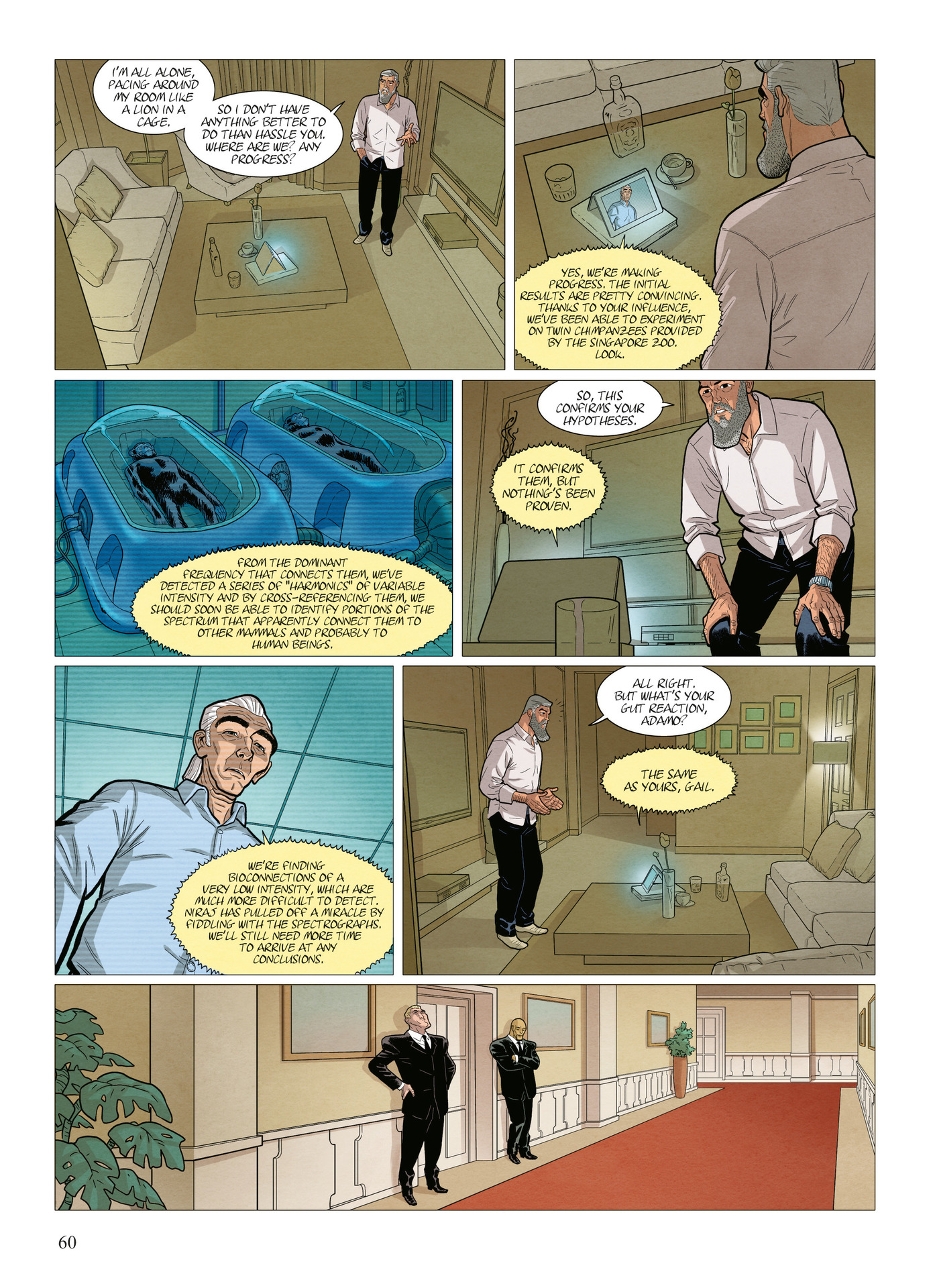 Read online Alter Ego comic -  Issue #10 - 61