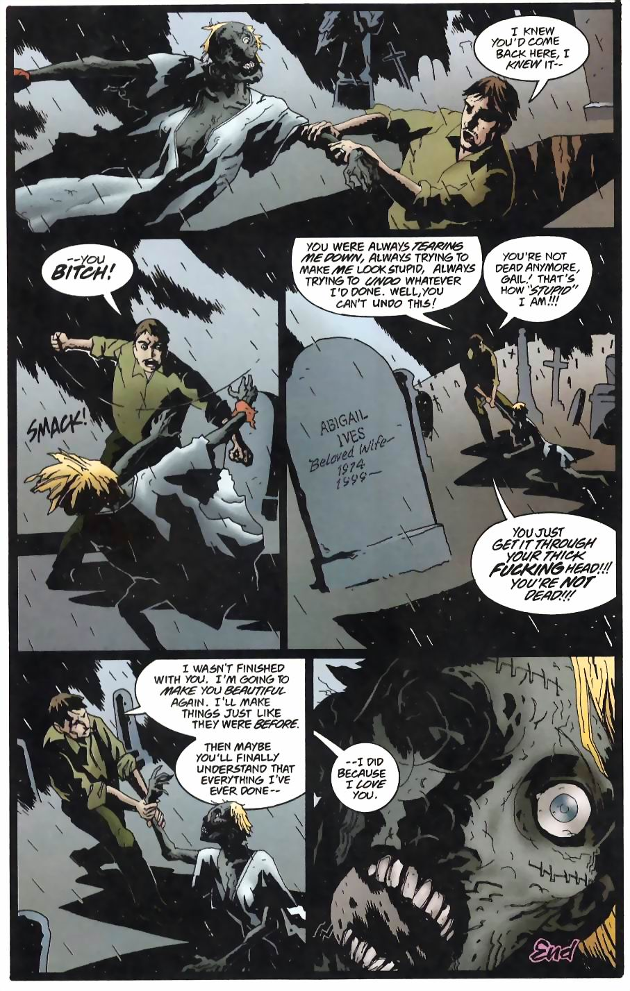 Read online Flinch comic -  Issue #12 - 18