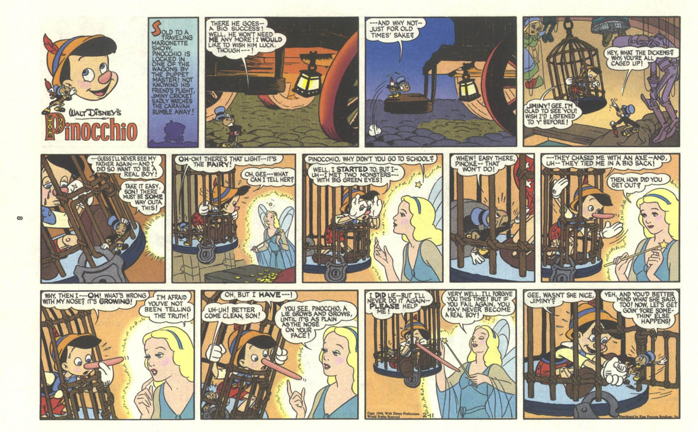 Walt Disney's Comics and Stories issue 574 - Page 31