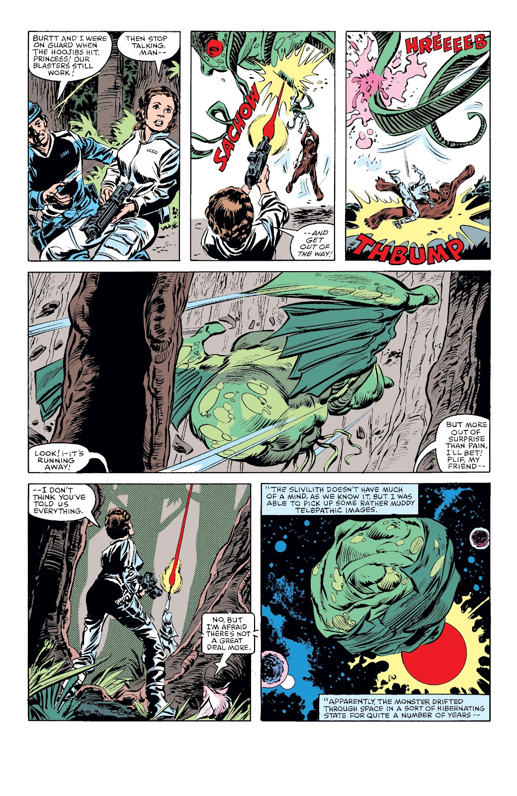 Read online Star Wars Legends: The Original Marvel Years - Epic Collection comic -  Issue # TPB 3 (Part 4) - 67