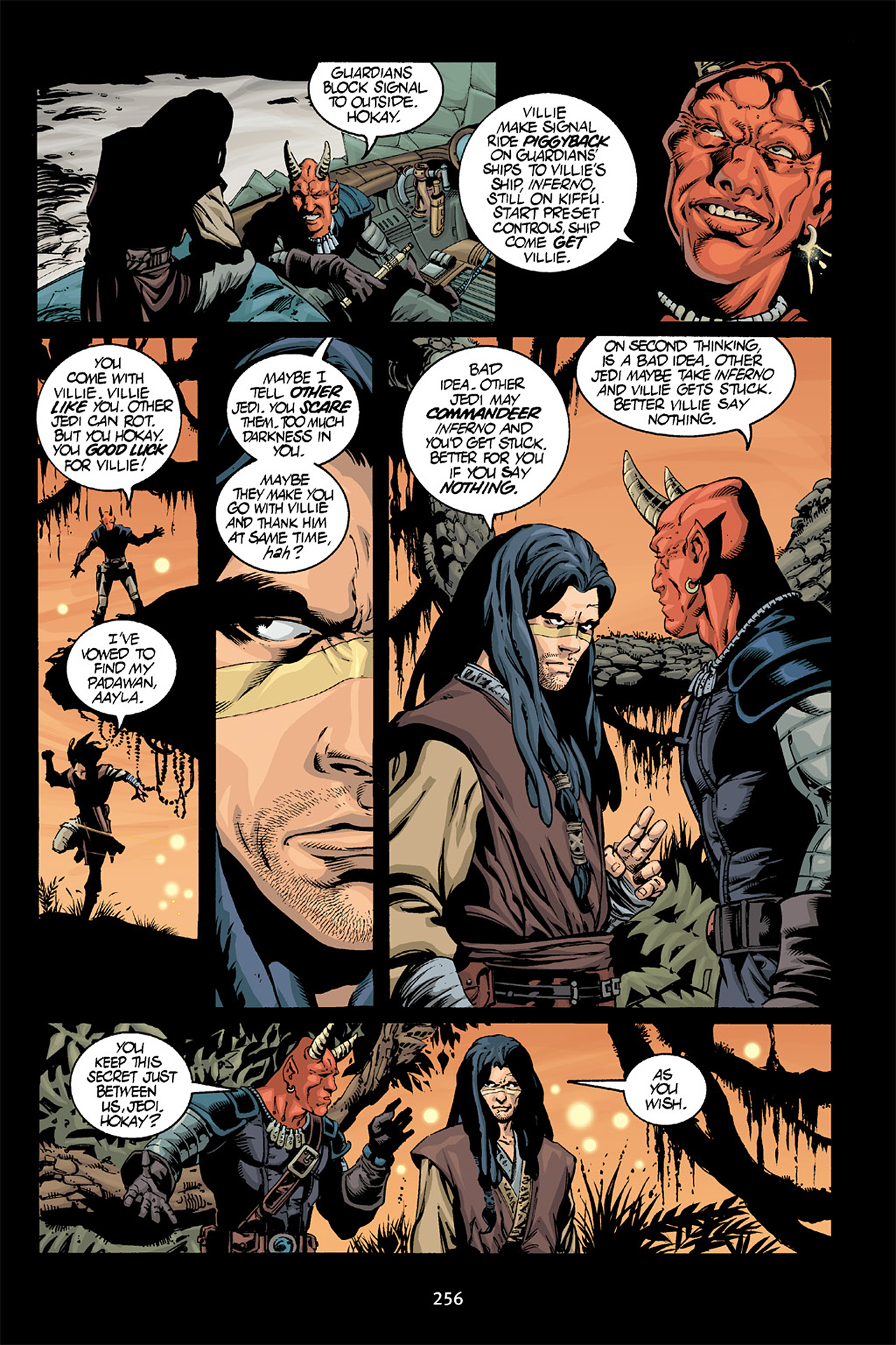 Read online Star Wars Omnibus comic -  Issue # Vol. 15 - 253