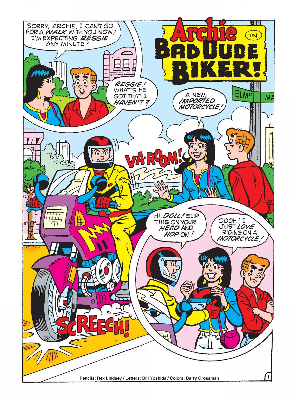 Read online Archie 1000 Page Comics Bonanza comic -  Issue #3 (Part 1) - 104