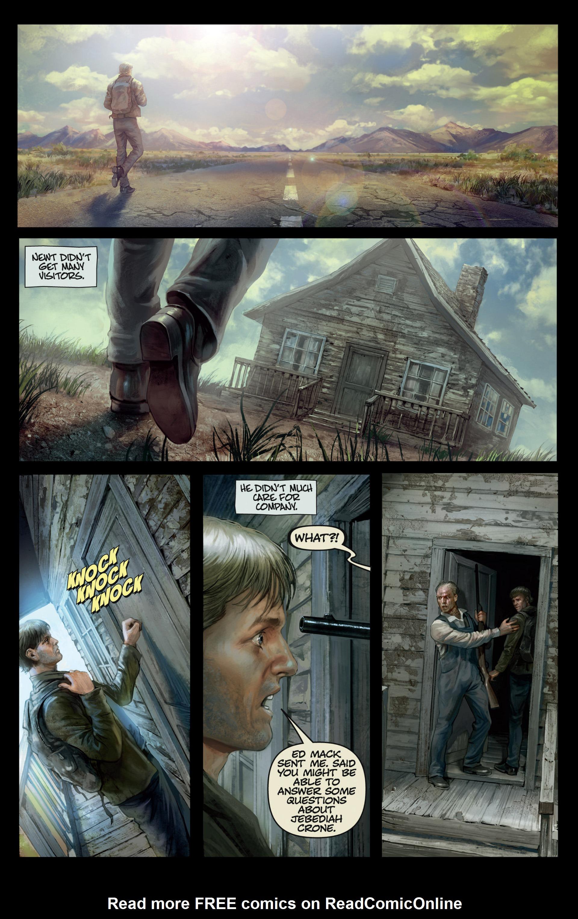 Read online Abattoir comic -  Issue #3 - 16