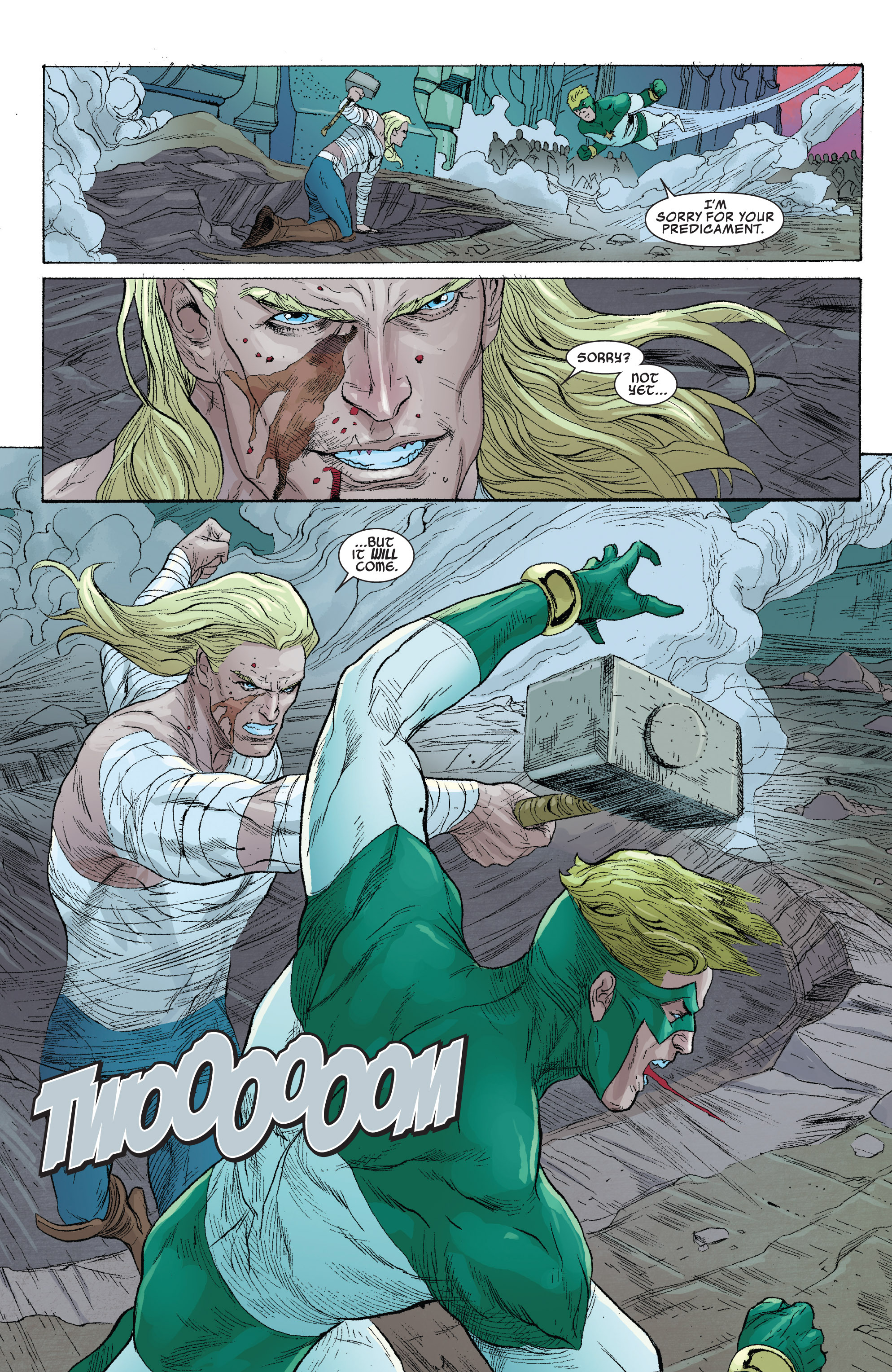 Read online Secret Avengers (2010) comic -  Issue #27 - 19