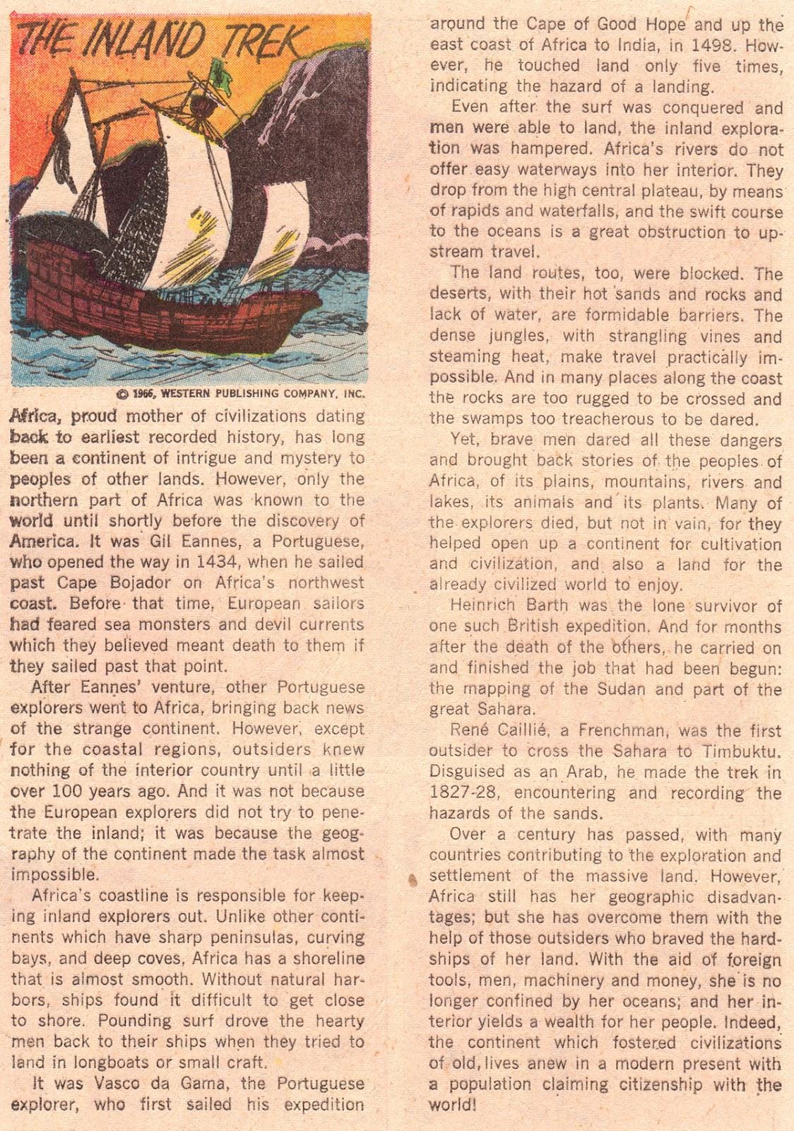Korak, Son of Tarzan (1964) issue 38 - Page 23
