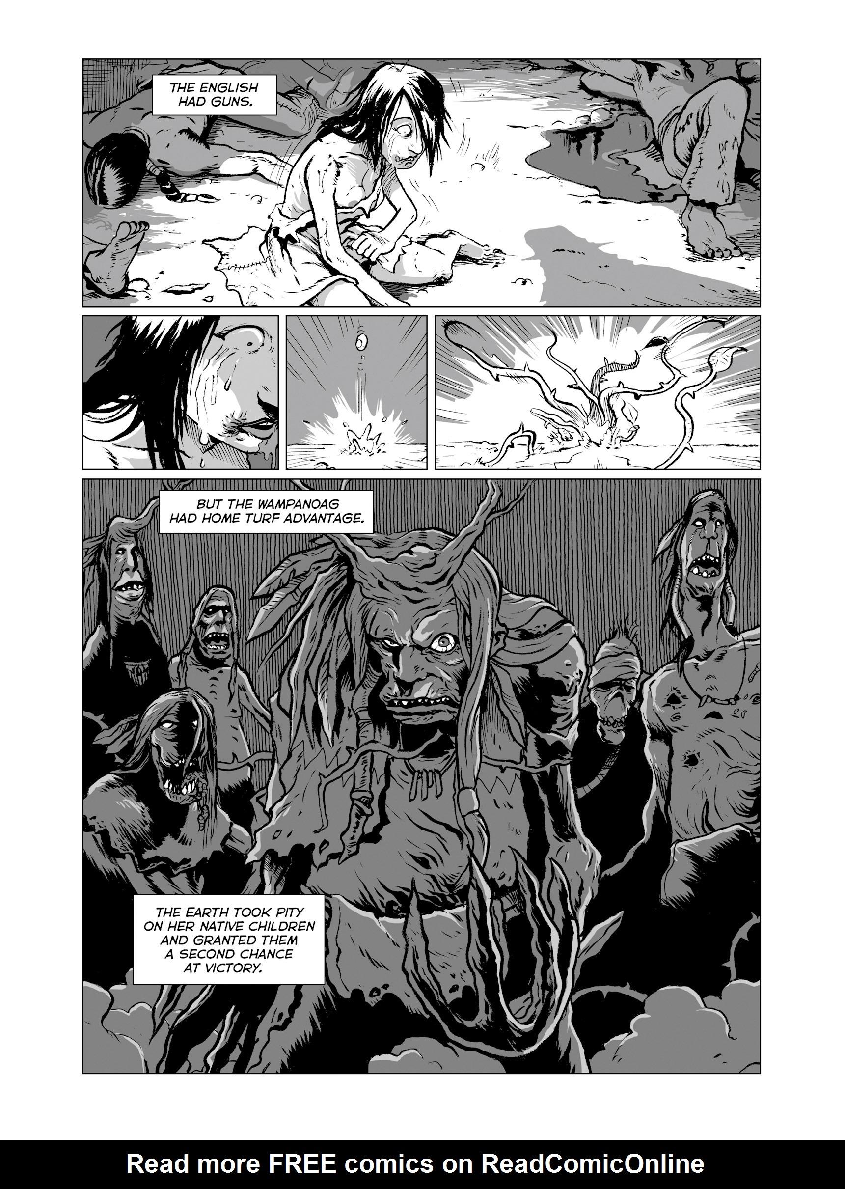Read online FUBAR comic -  Issue #3 - 18