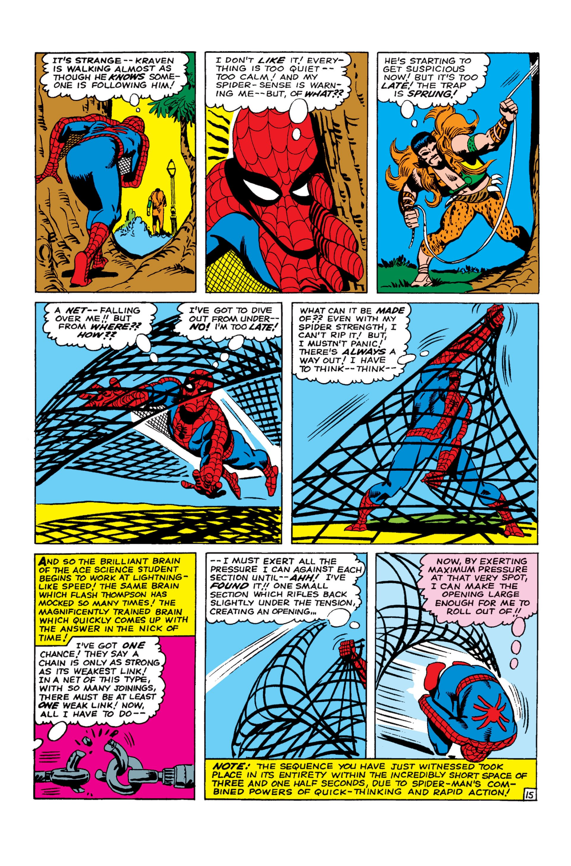 The Amazing Spider-Man (1963) 15 Page 15