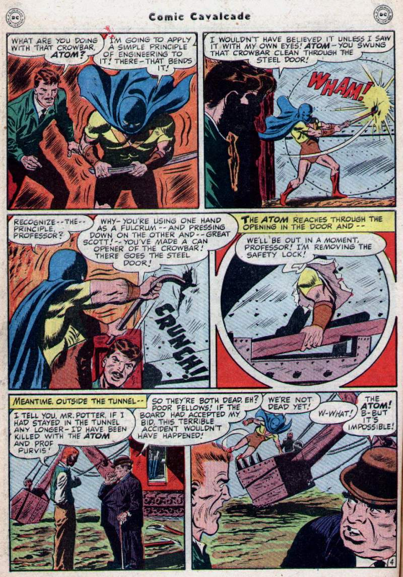 Comic Cavalcade issue 28 - Page 54