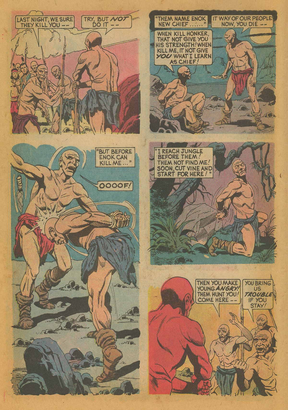 Read online Turok, Son of Stone comic -  Issue #112 - 10