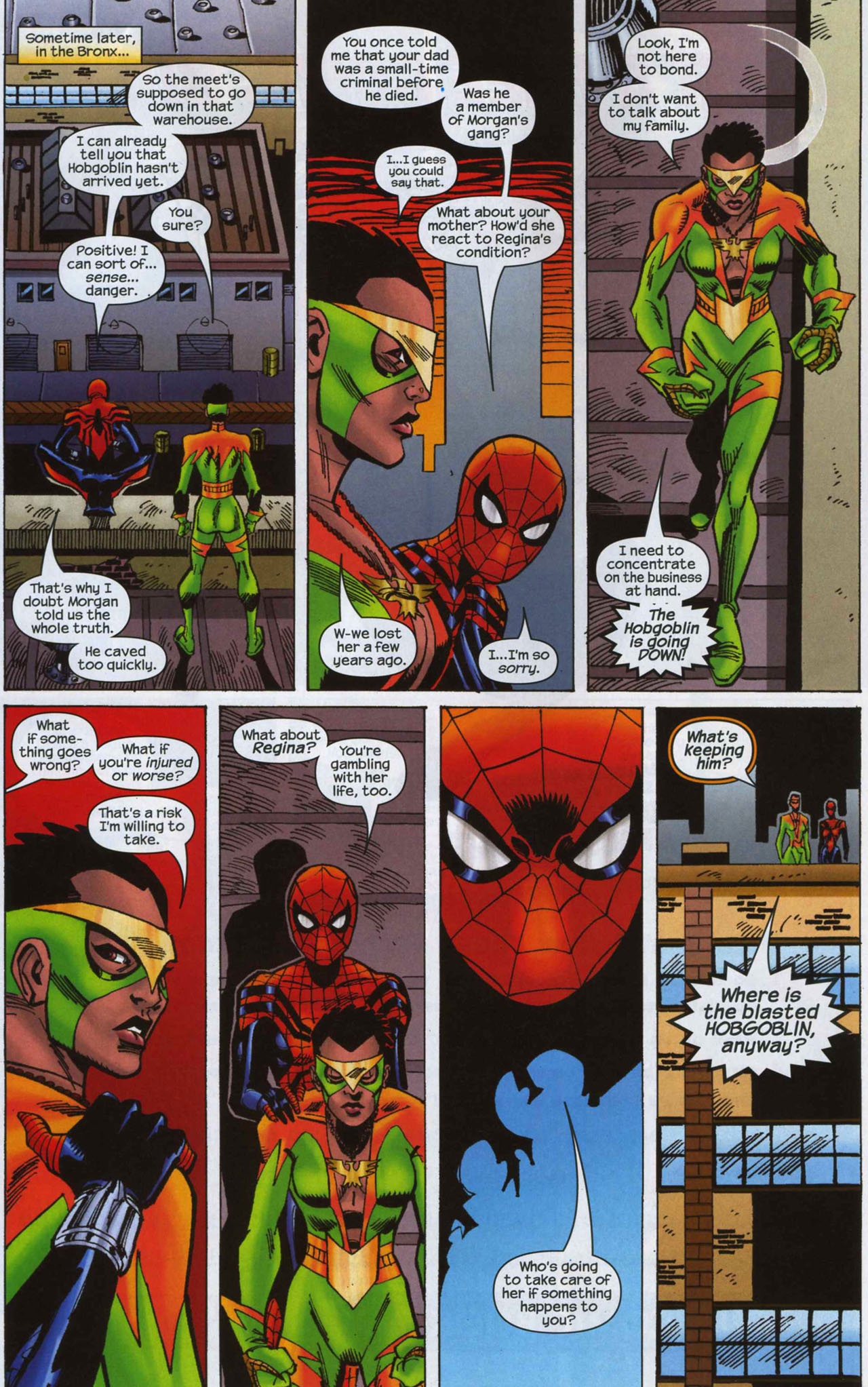 Read online Amazing Spider-Girl comic -  Issue #7 - 20