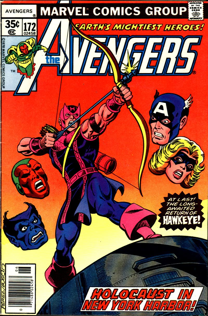 The Avengers (1963) 172 Page 0